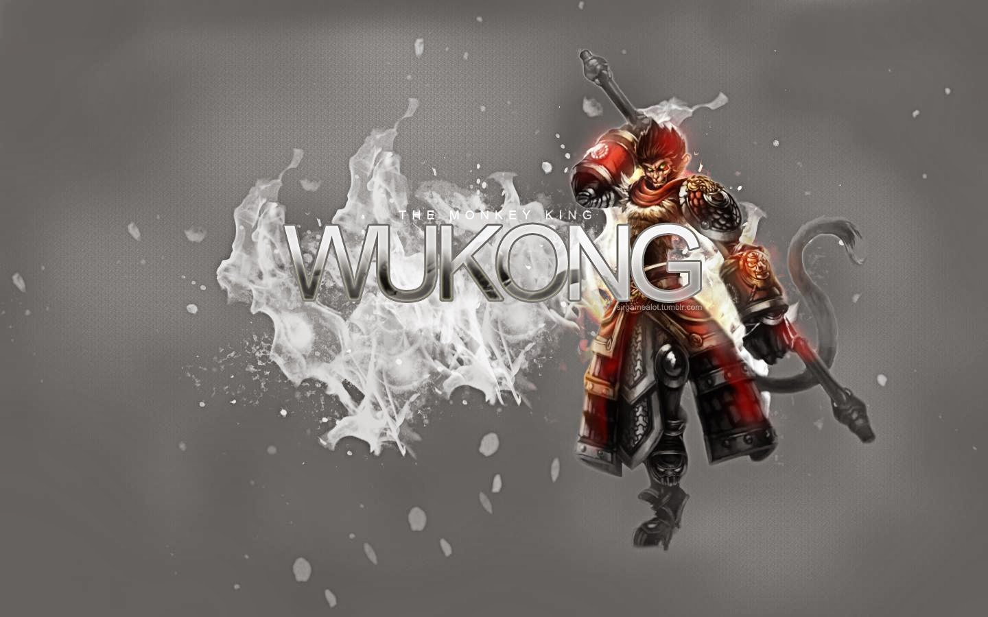 Wukong Desktop Backgrounds Wukong LOL Champion Wallpapers 1440x900