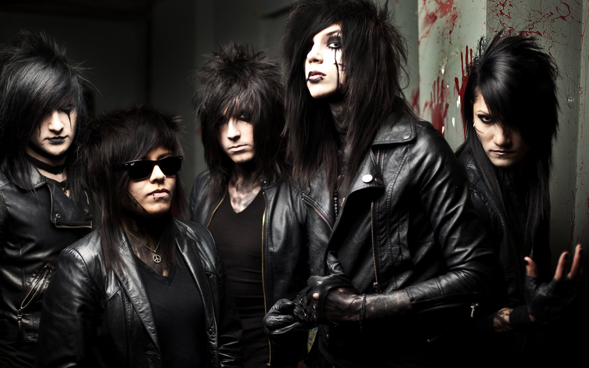 HD Black Veil Brides Wallpapers and Photos HD Music 1920x1200