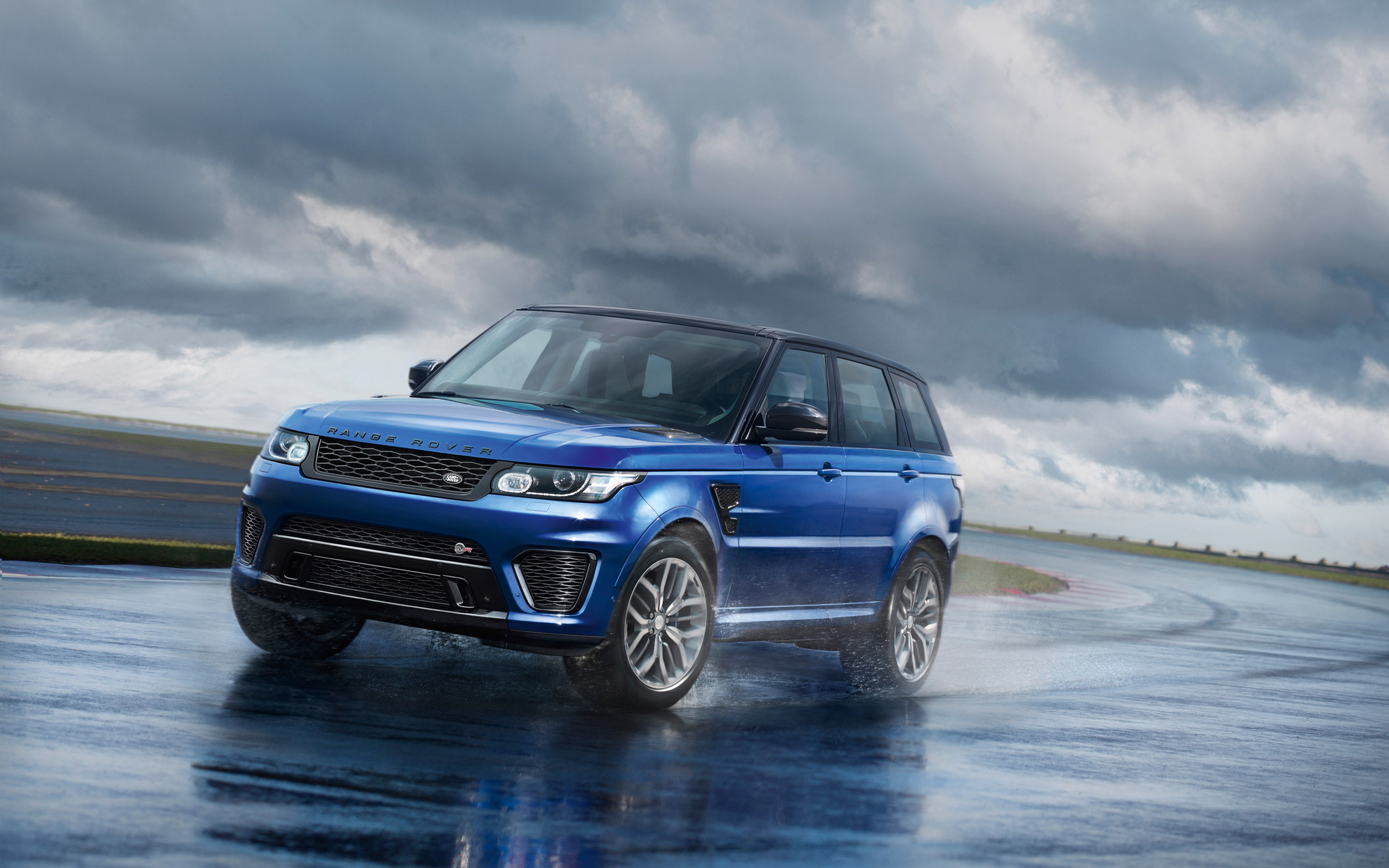 2015 Range Rover Sport SVR Wallpaper HD Car Wallpapers 2560x1600