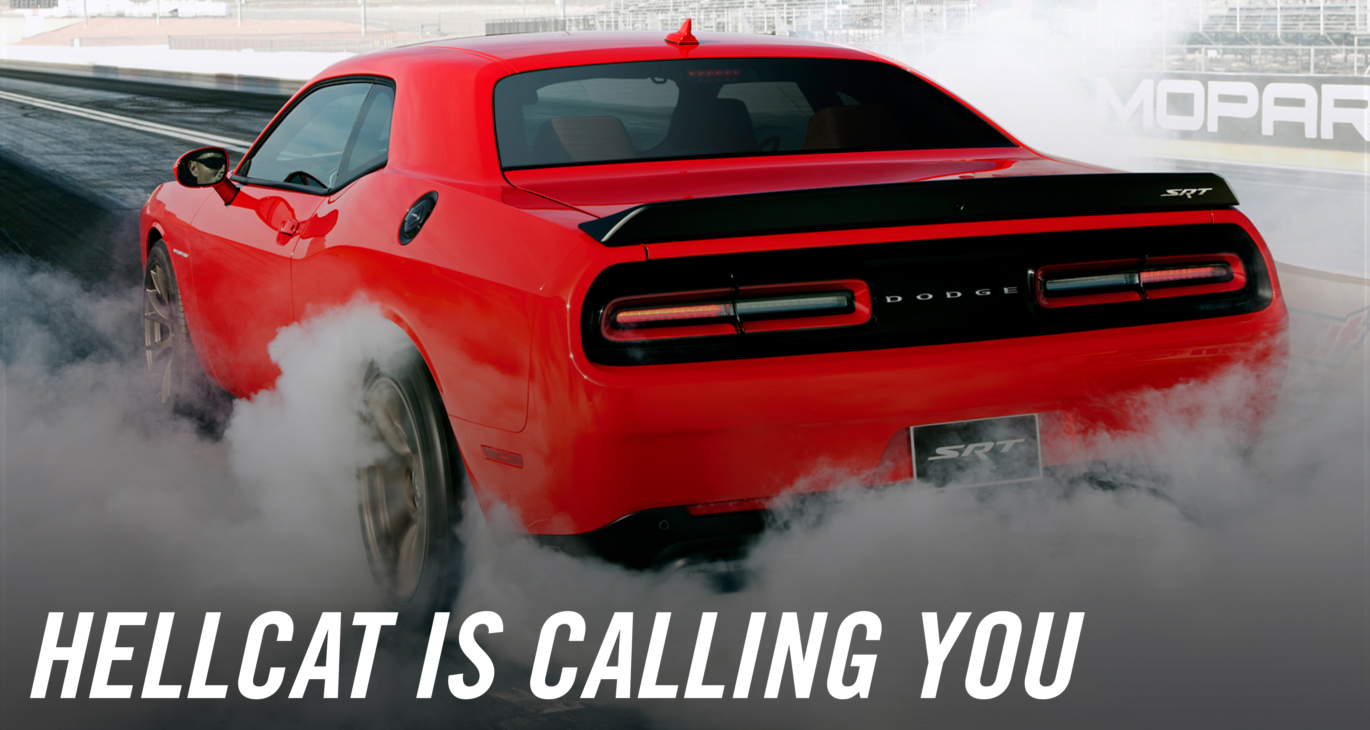 The all new Hellcat engine ringtone is calling you 4499x2400