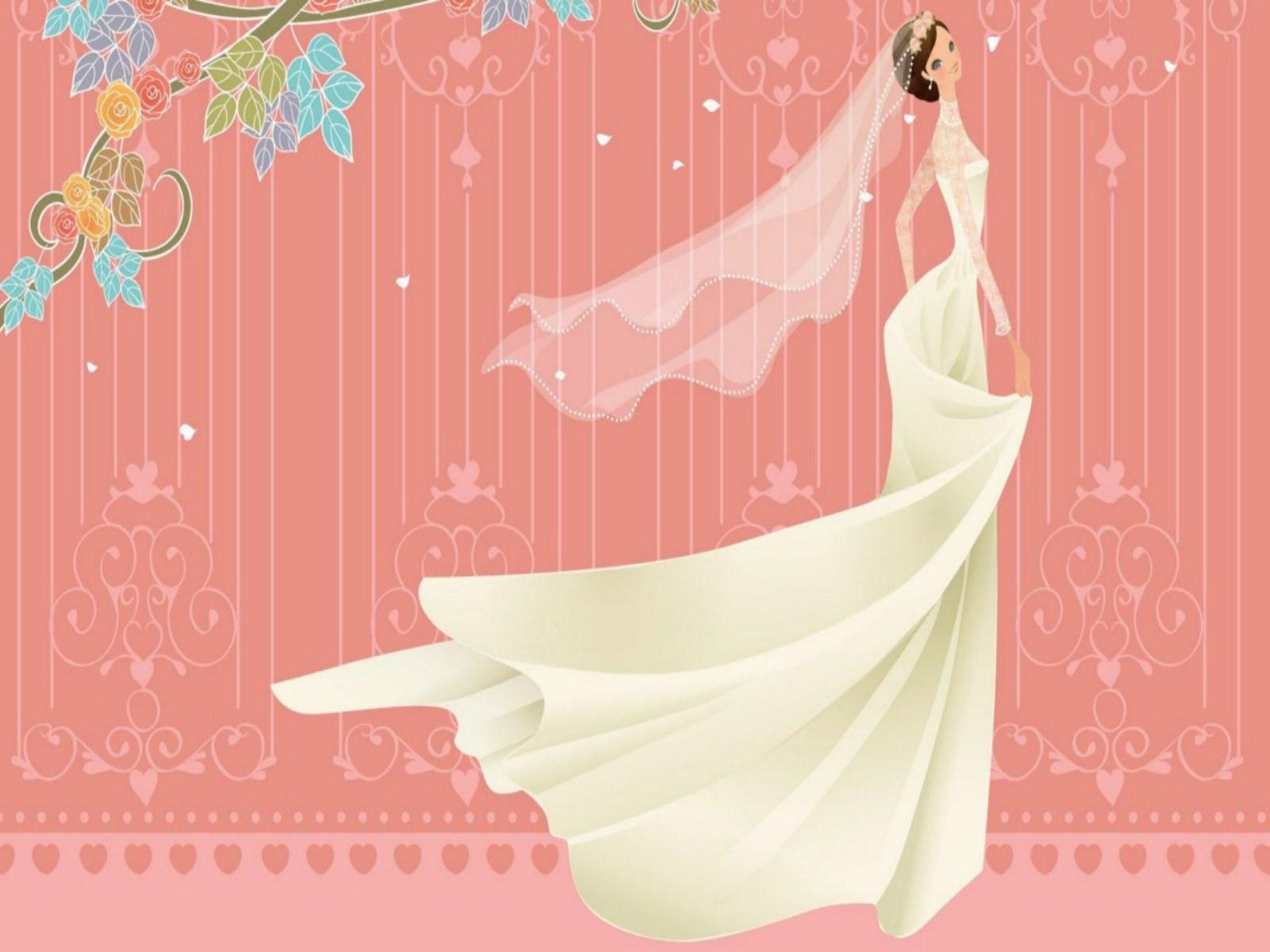 Свадебный фон для открытки оригинальные