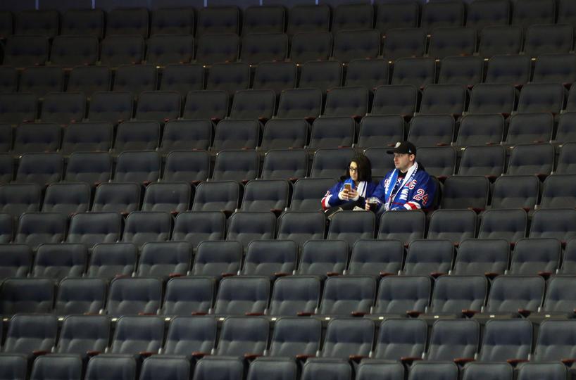New York Islanders Season Ticket Holders