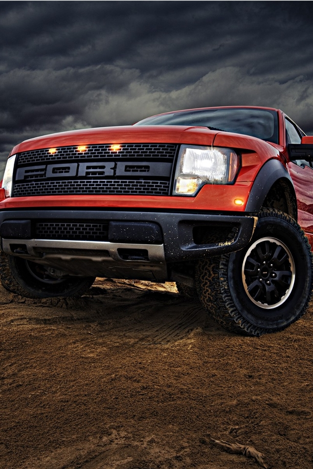 Ford Truck   iPhone Wallpaper 640x960