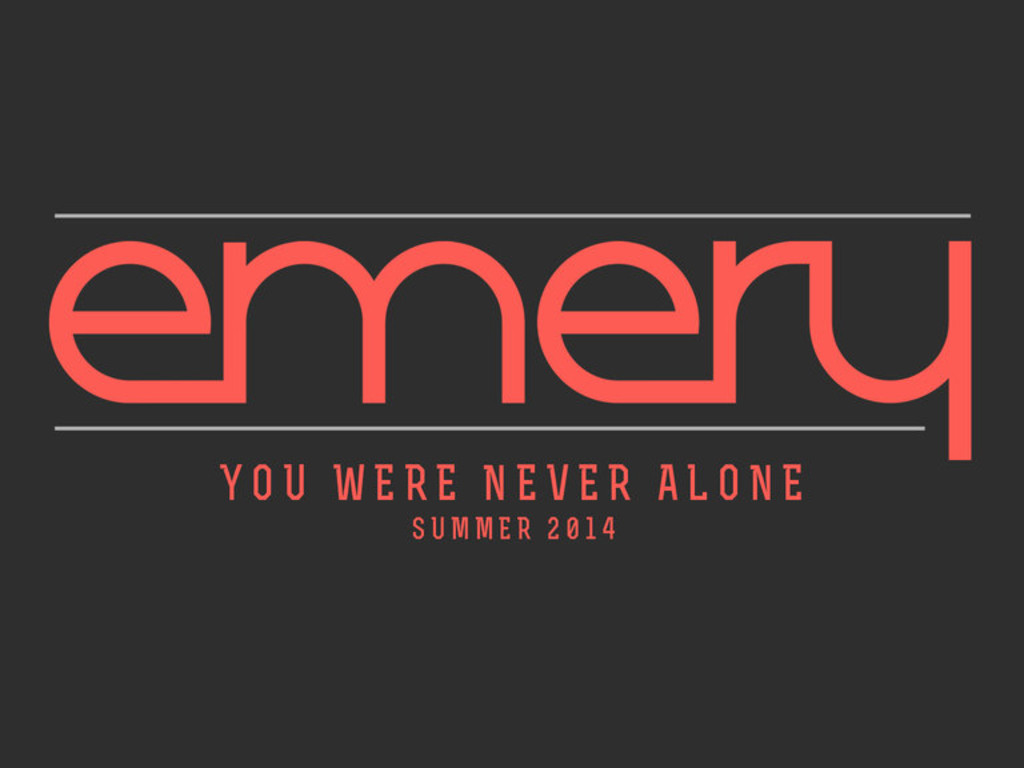 Emery   You Were Never Alone Indiegogo 1024x768