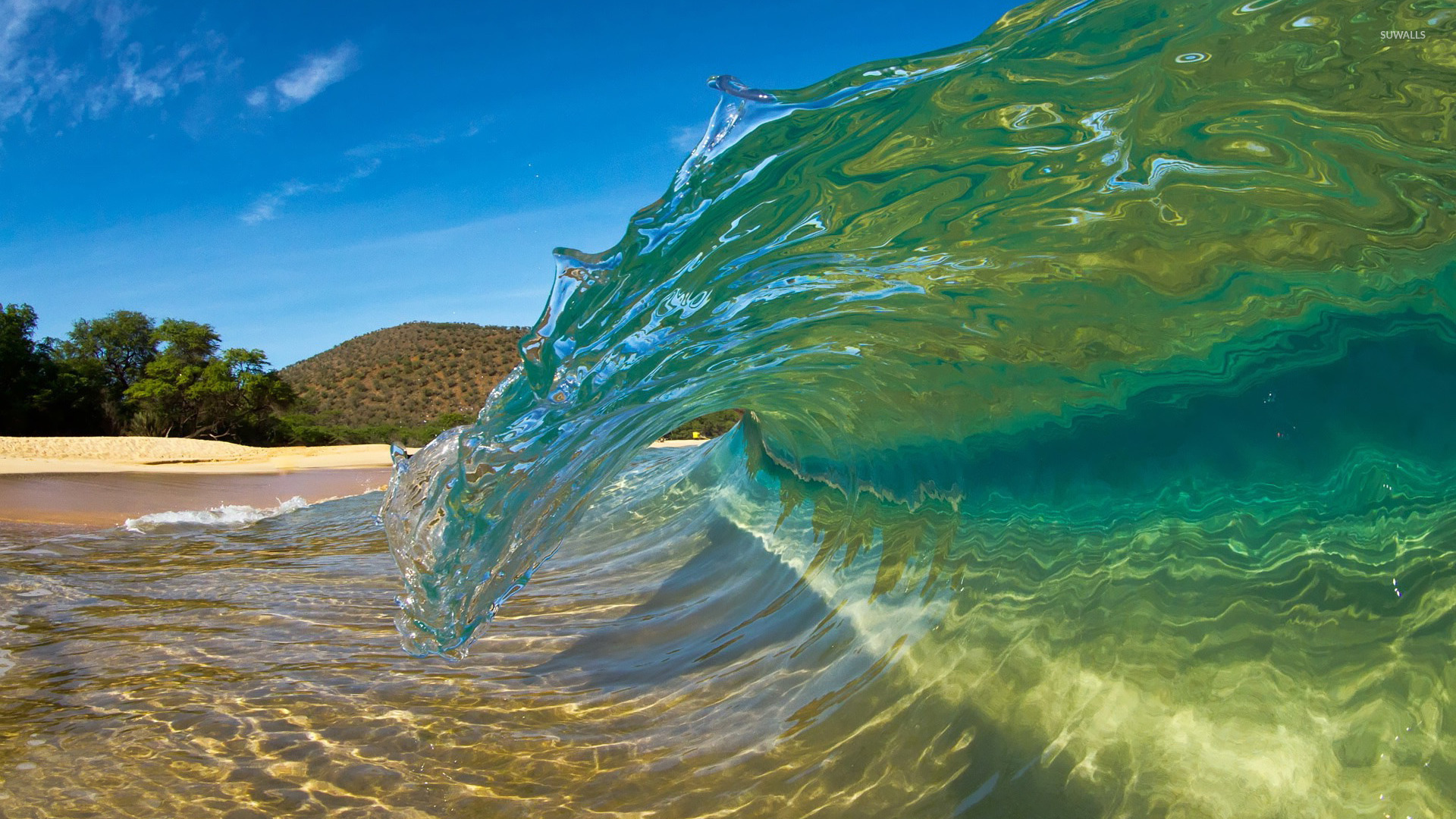 Wave wallpaper   Photography wallpapers   14937 1920x1080