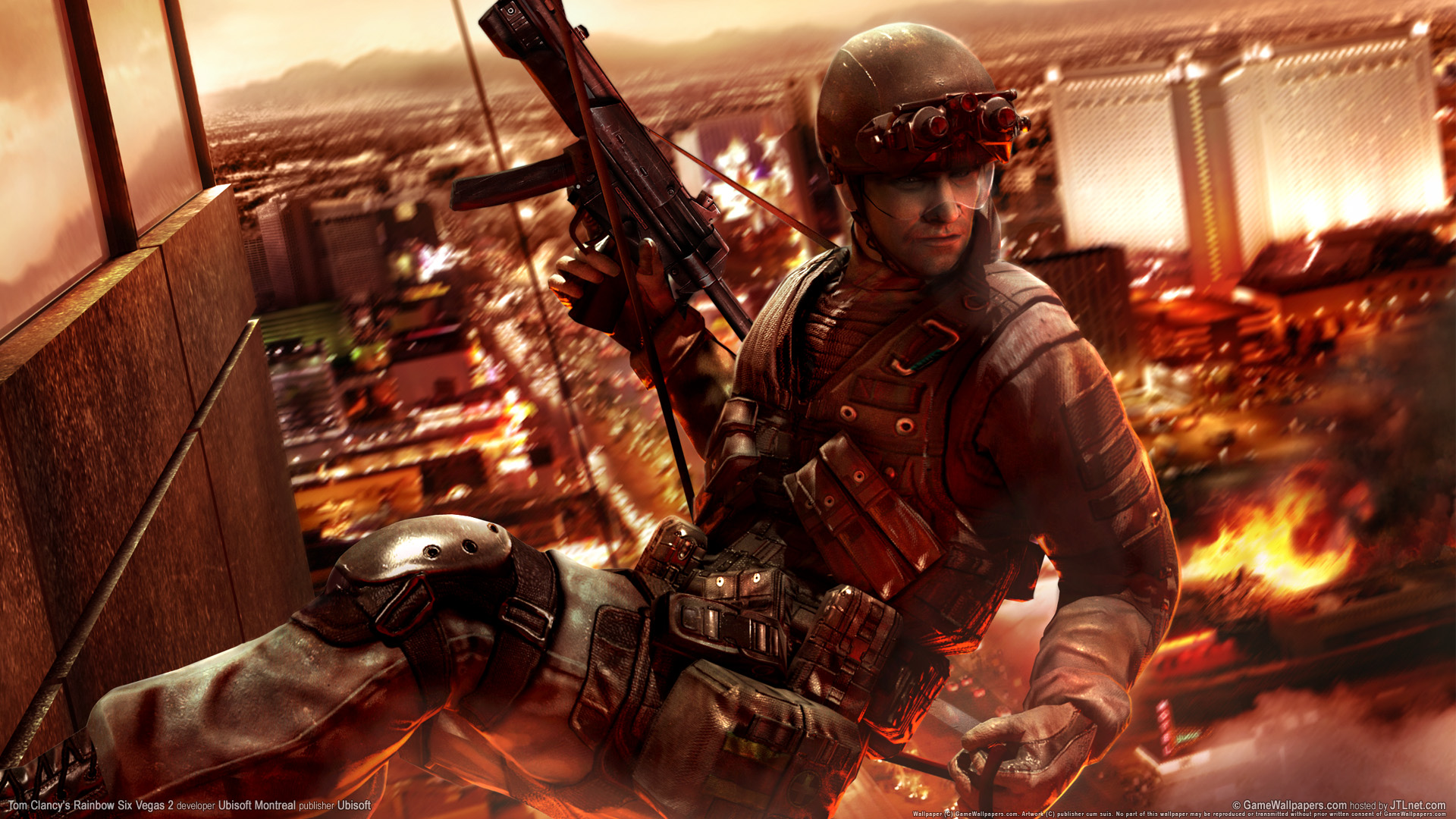 Tom clancys rainbow six vegas Wallpapers HD Wallpapers 1920x1080