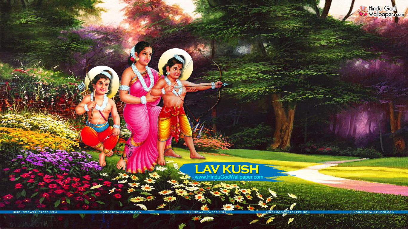 Lav Kush Ramayan HD Wallpapers Images Download 1366x768