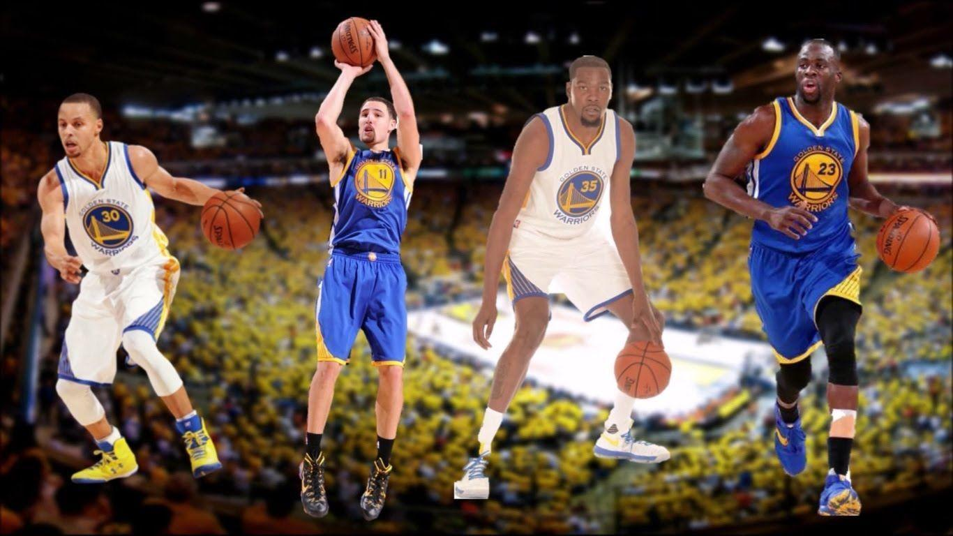 Free Download Golden State Warriors 2017 Wallpapers 1366x768 For