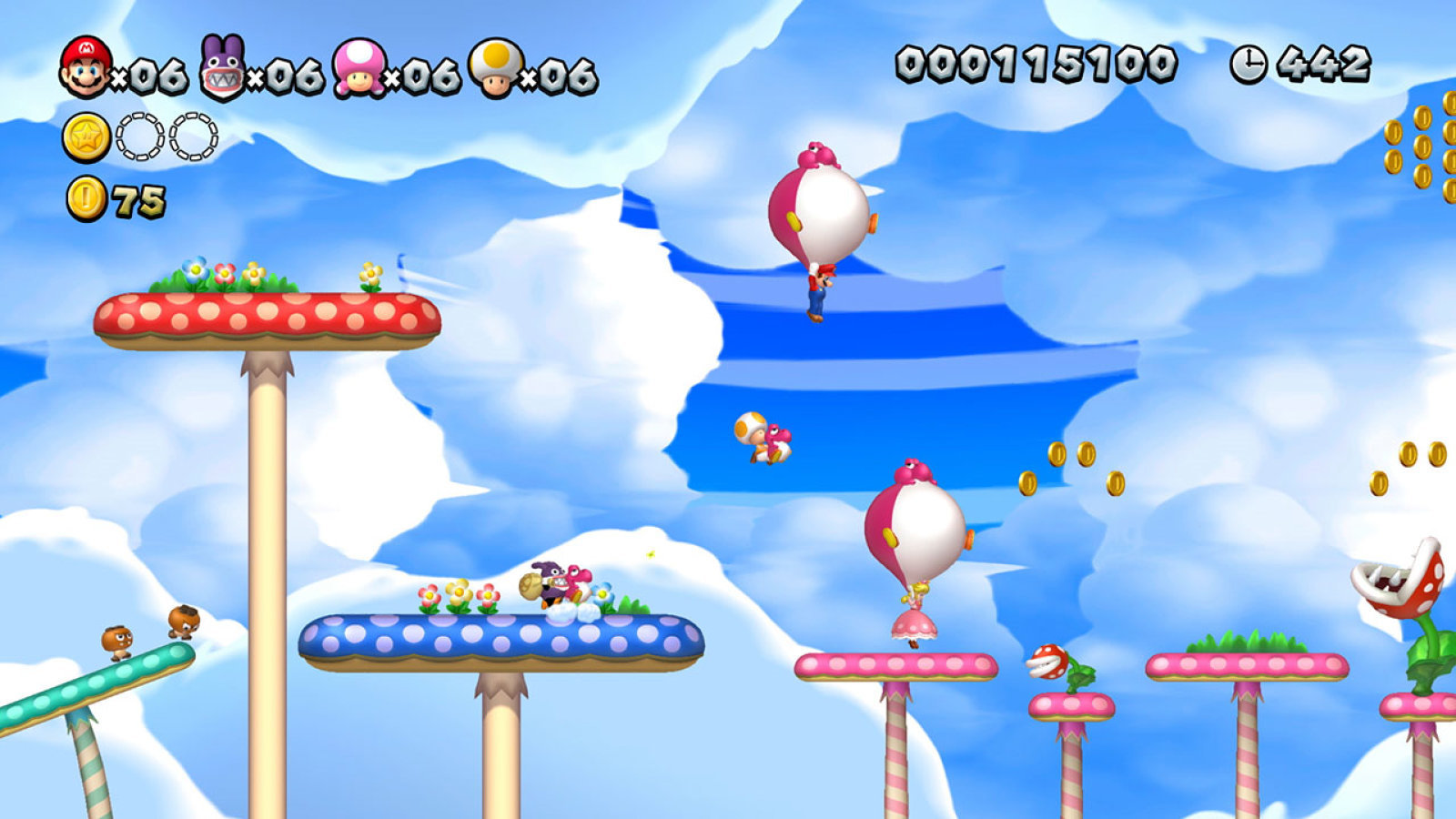 New Super Mario Bros U Deluxe hits the Nintendo eShop 1600x900