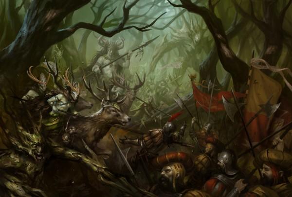Total War WARHAMMER just got announced NAG Online 600x405