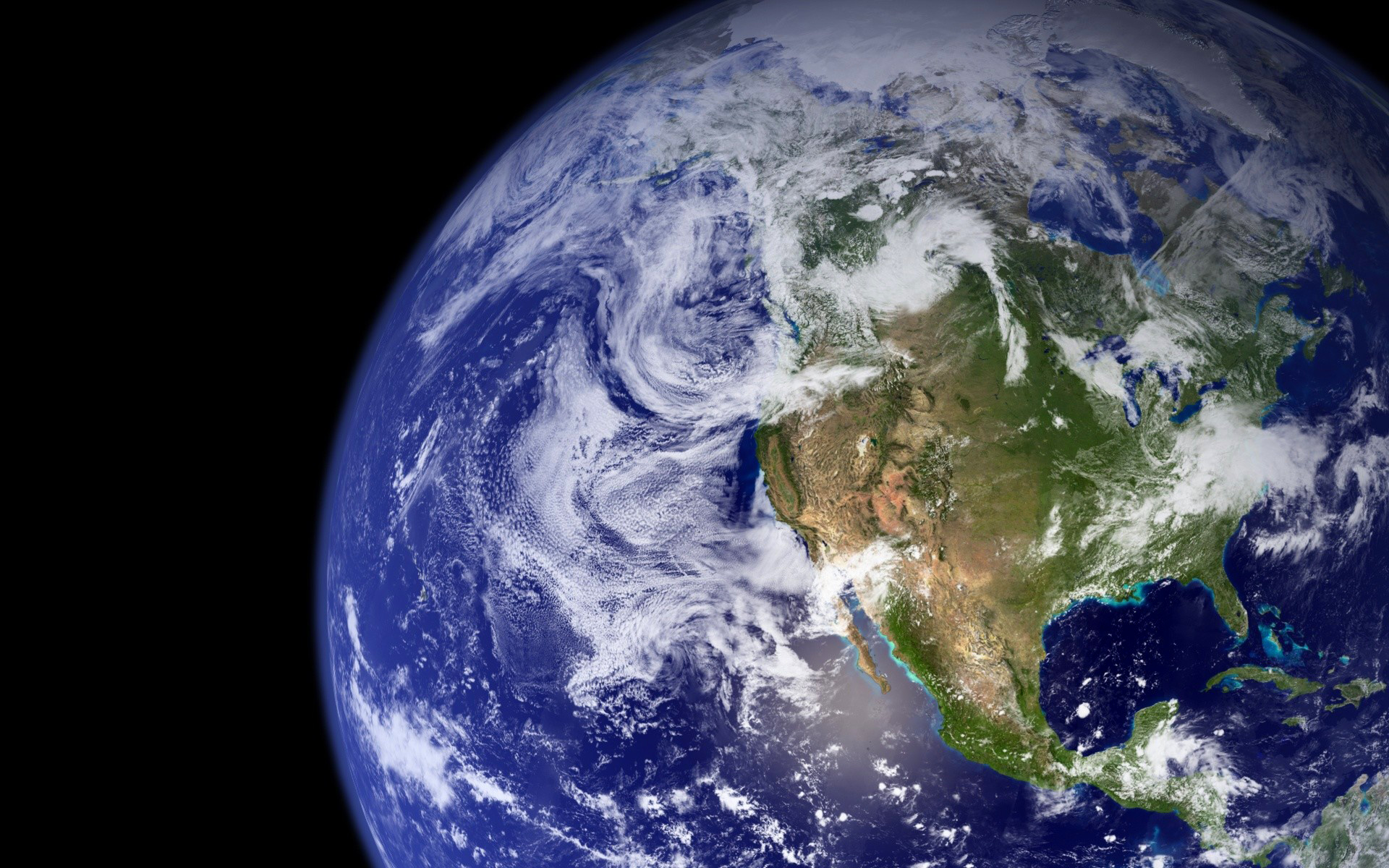 earth from space HD Wallpaper   Space Planets 123260 1920x1200
