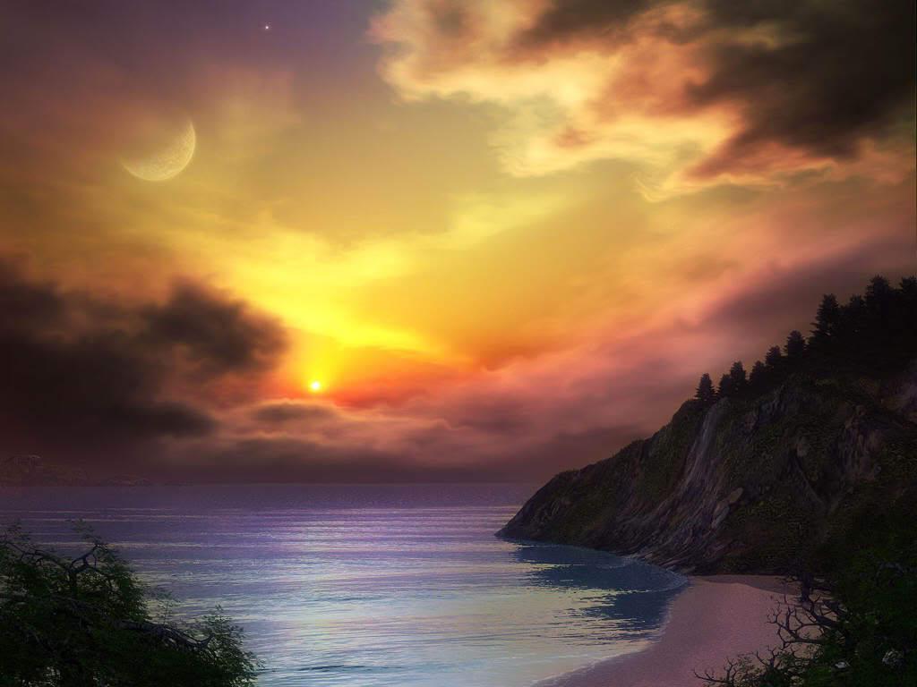 Peaceful Wallpaper Peaceful Desktop Background 1024x768