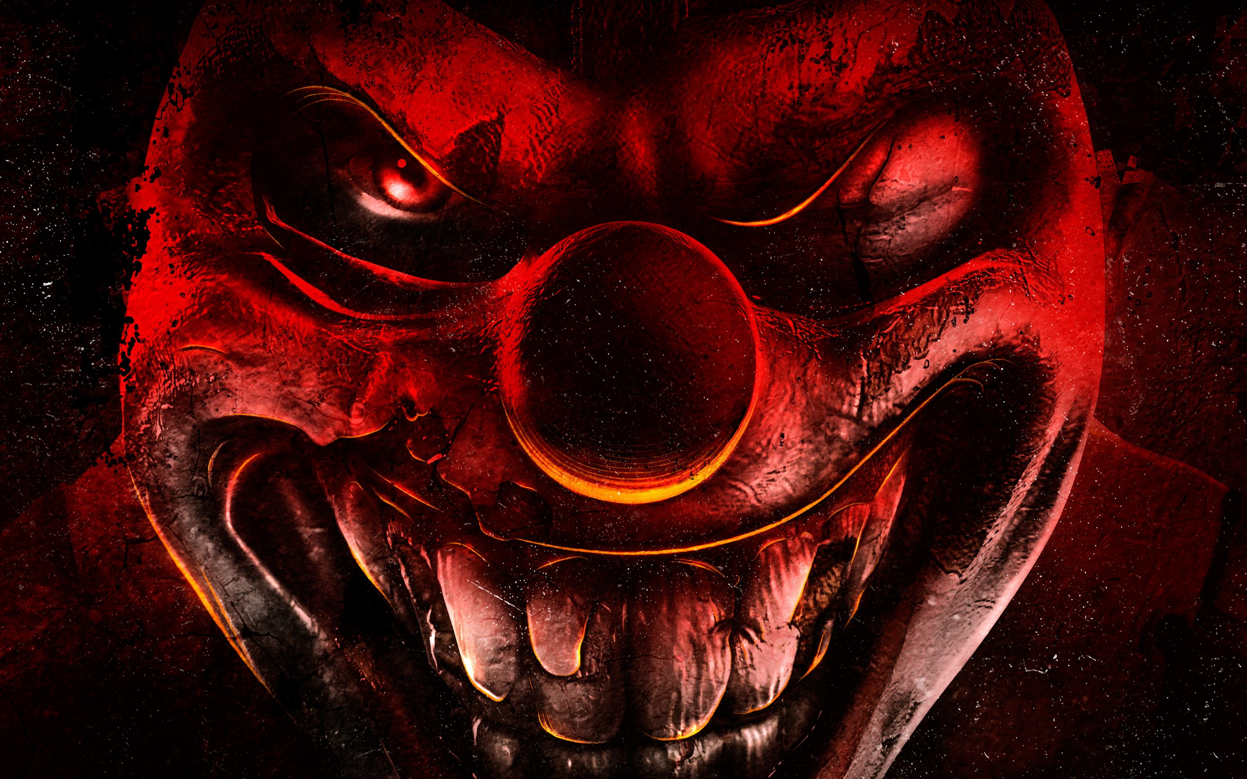 Scary Clown Wallpapers 25601600 22684 HD Wallpaper Res 2560x1600 2560x1600