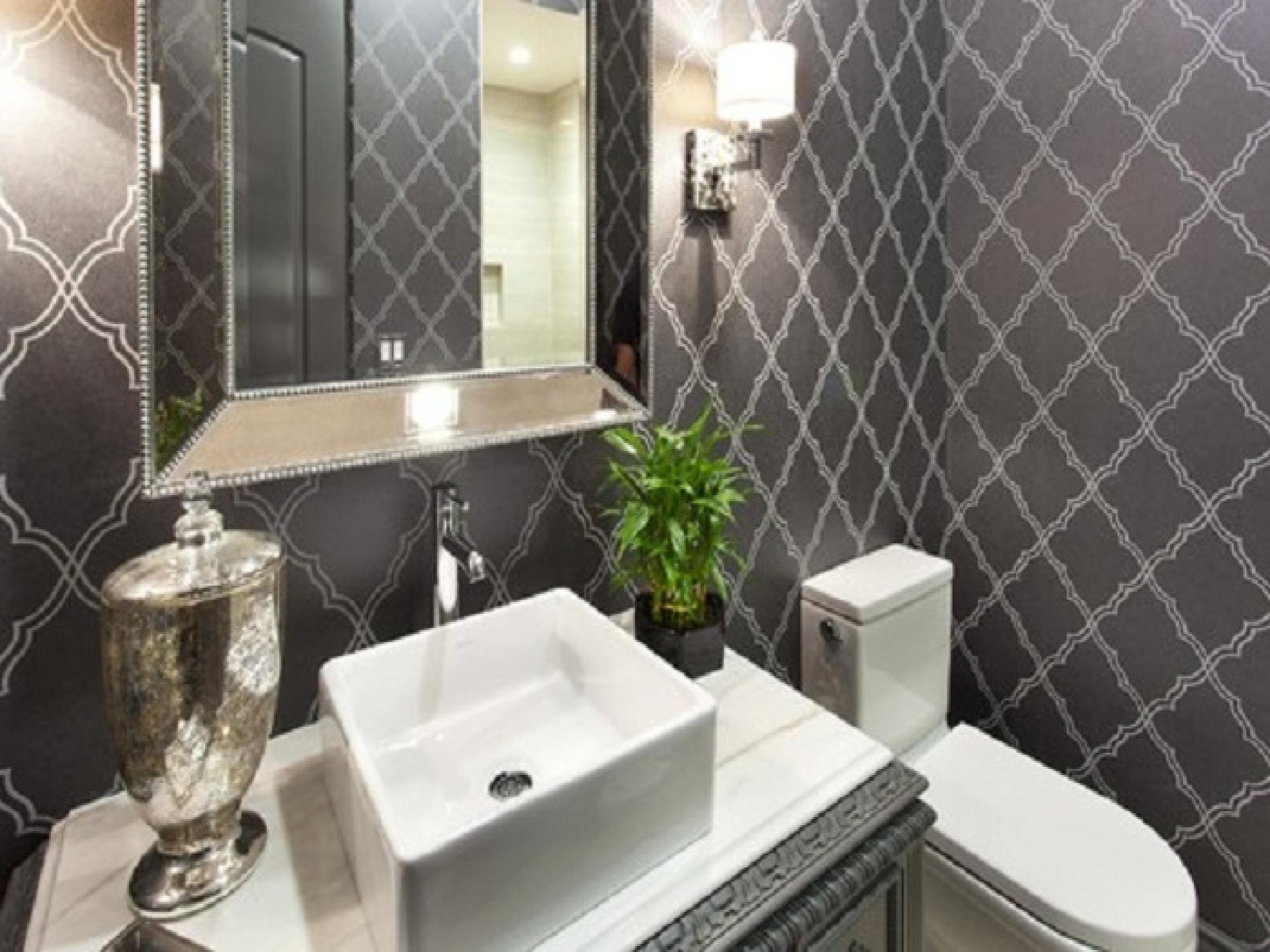 Candice Olson Ideas Candice Olson Lattice Bathroom Wallpaper From 1920x1440