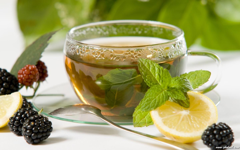 beautiful cup of green tea desktop wallpaper E Entertainment 1440x900