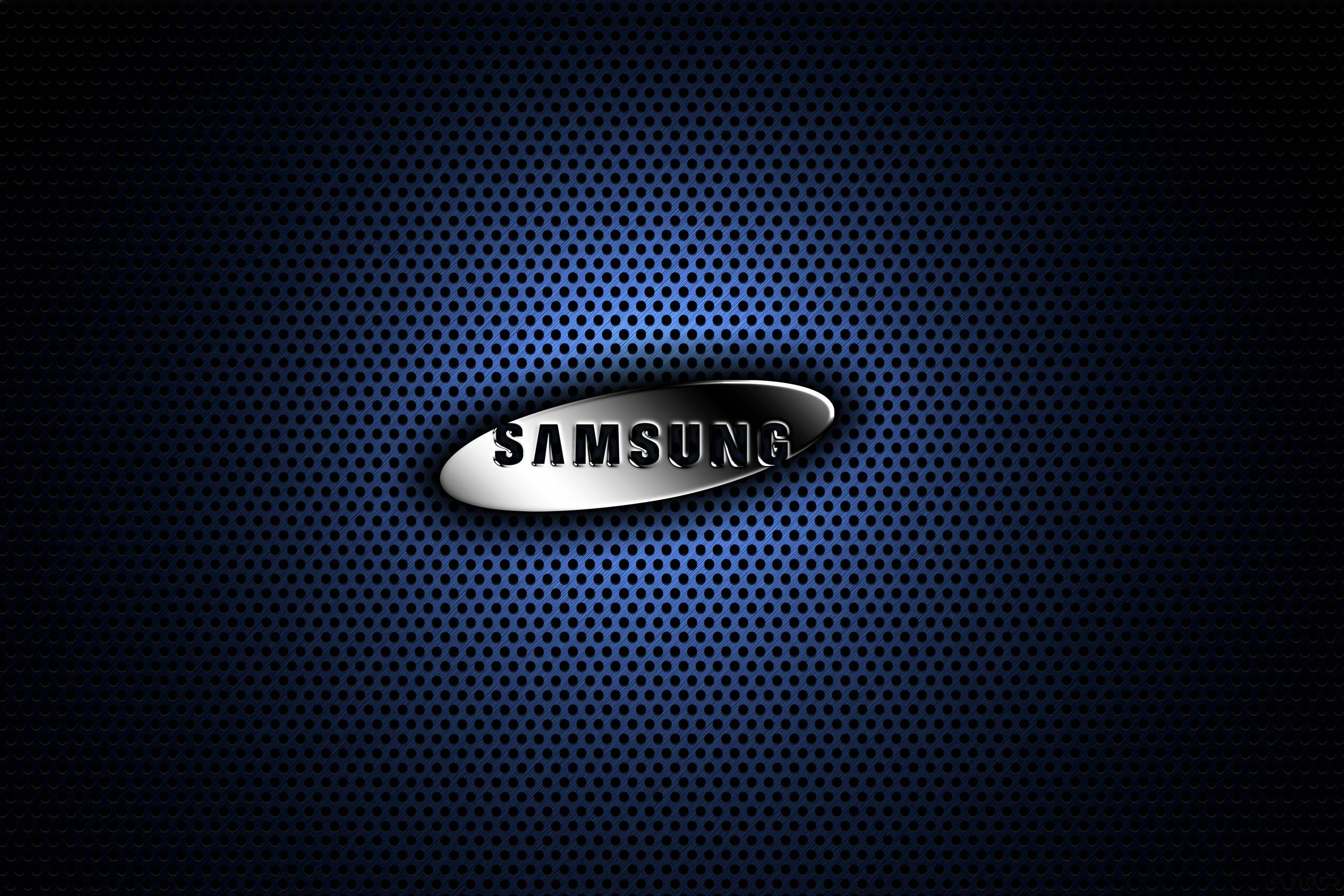 Samsung Logo Wallpapers 2500x1667