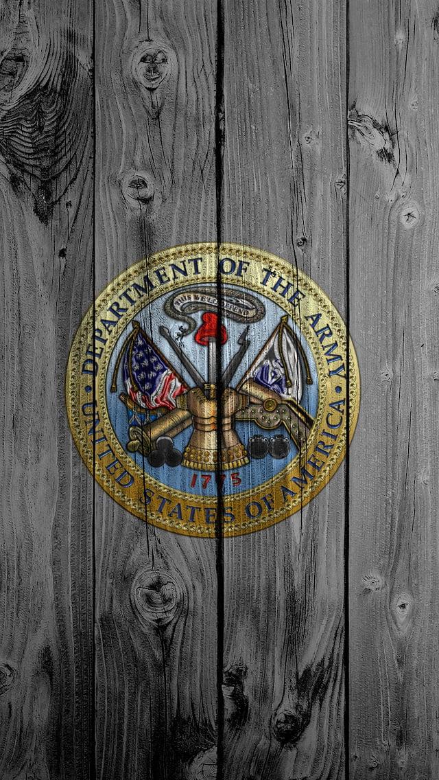 US Army Logo Wallpaper - WallpaperSafari