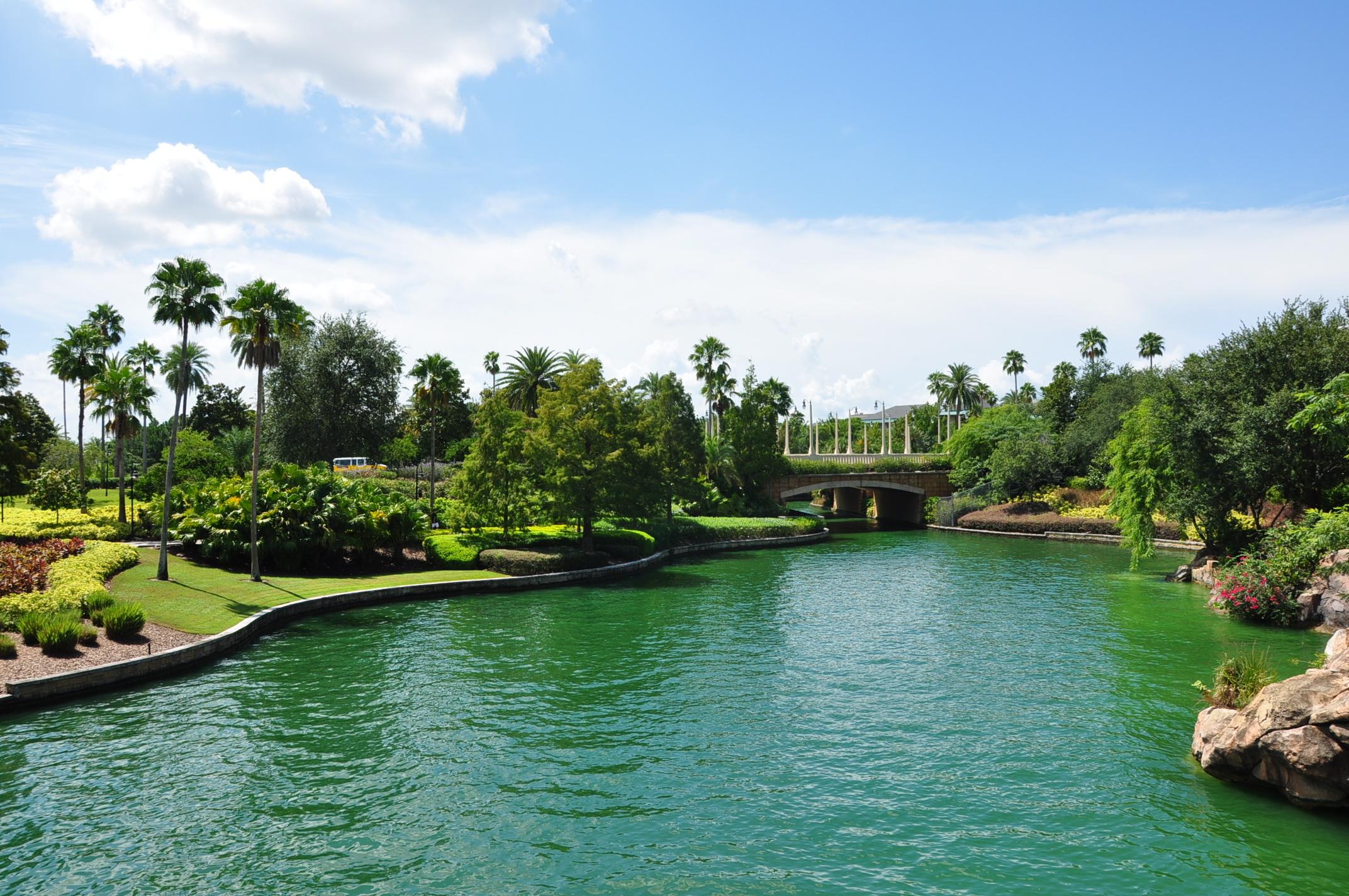 Wallpaper universal orlando florida usa usa usa park lake 1680x1050