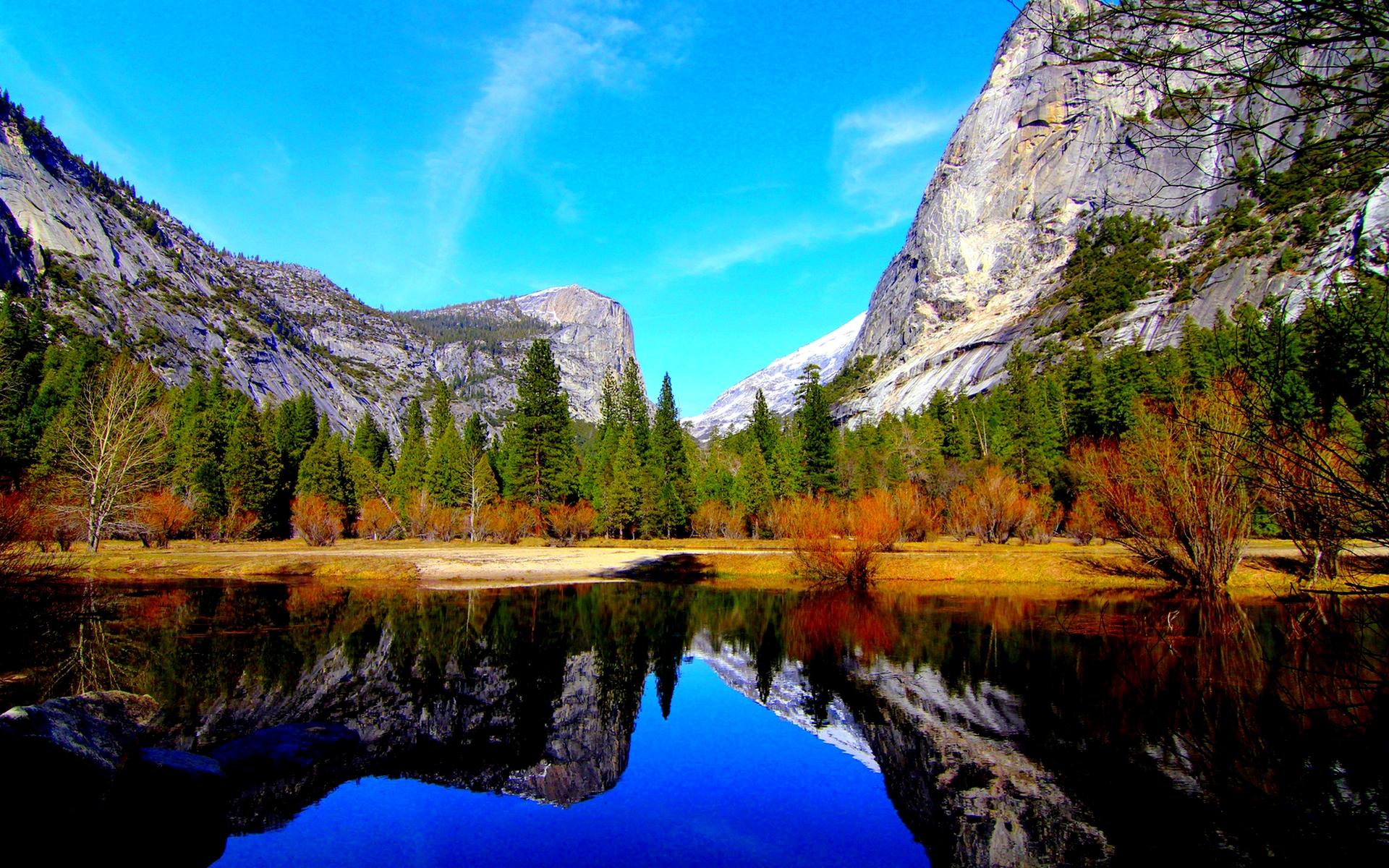 Hd Summer Hd Wallpapers   Yosemite National Park   1920x1200 1920x1200