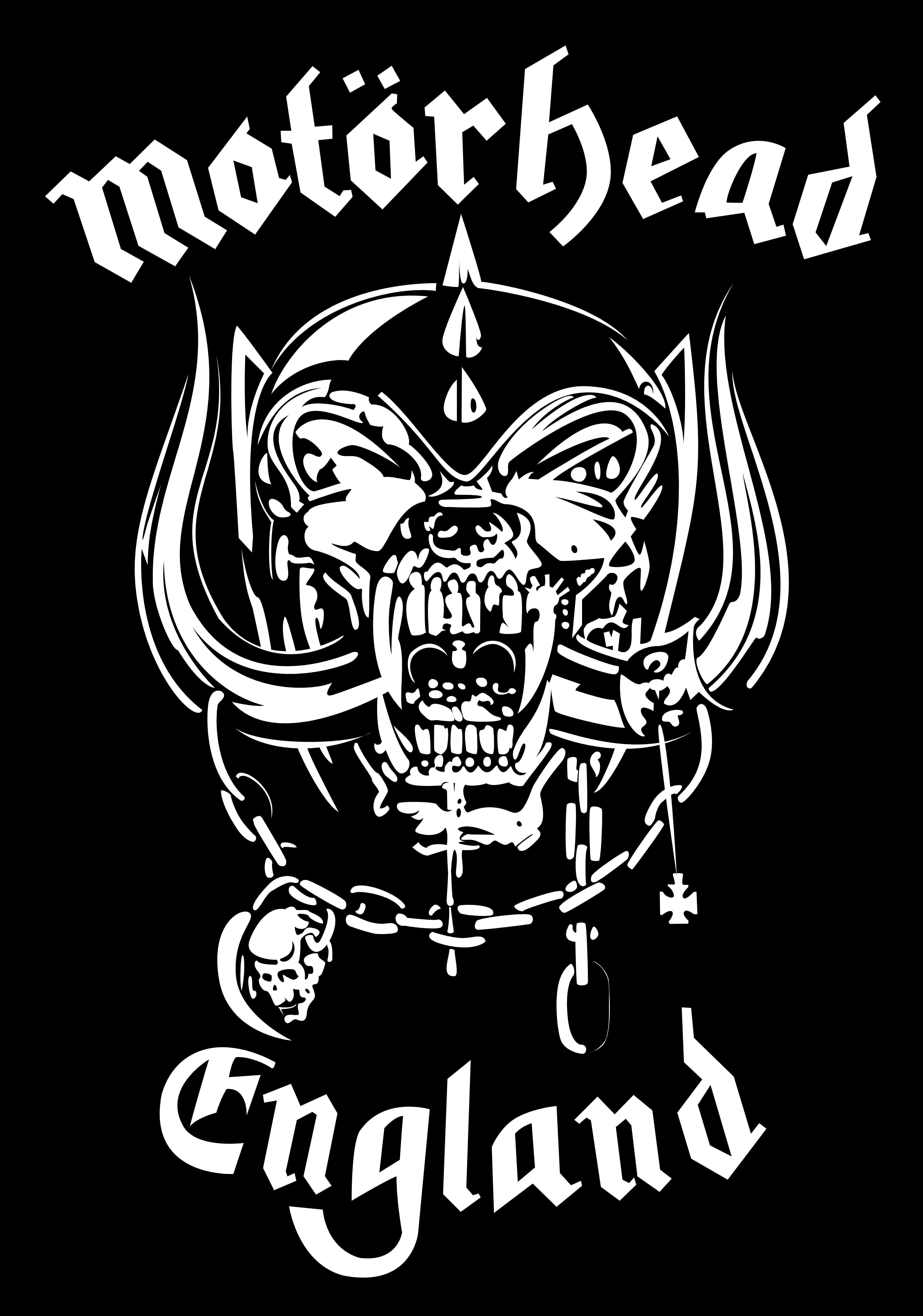 Motorhead Logo Png 5000x7125