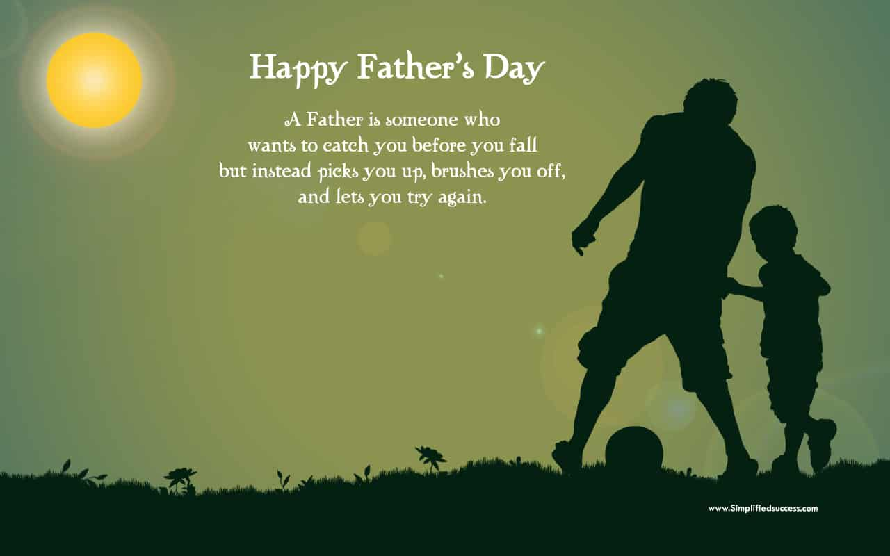 download Happy Fathers Day Wishes HD Images with Quotes 1280x800