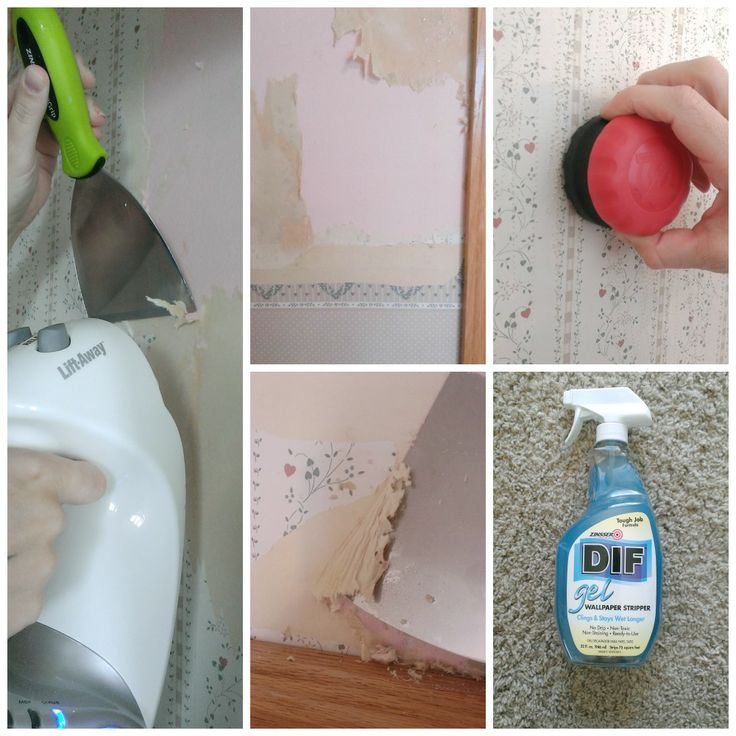 How to remove wallpaper quickly and effectively 736x736