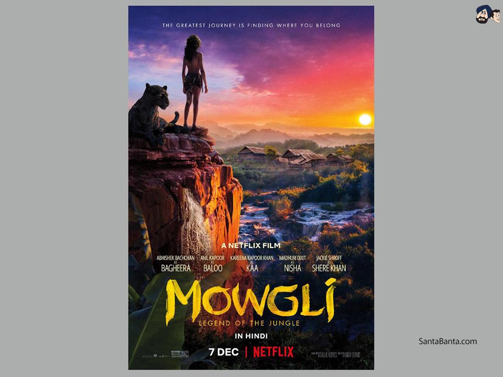 Download Mowgli Legend of the Jungle HD Wallpaper 1 1024x768