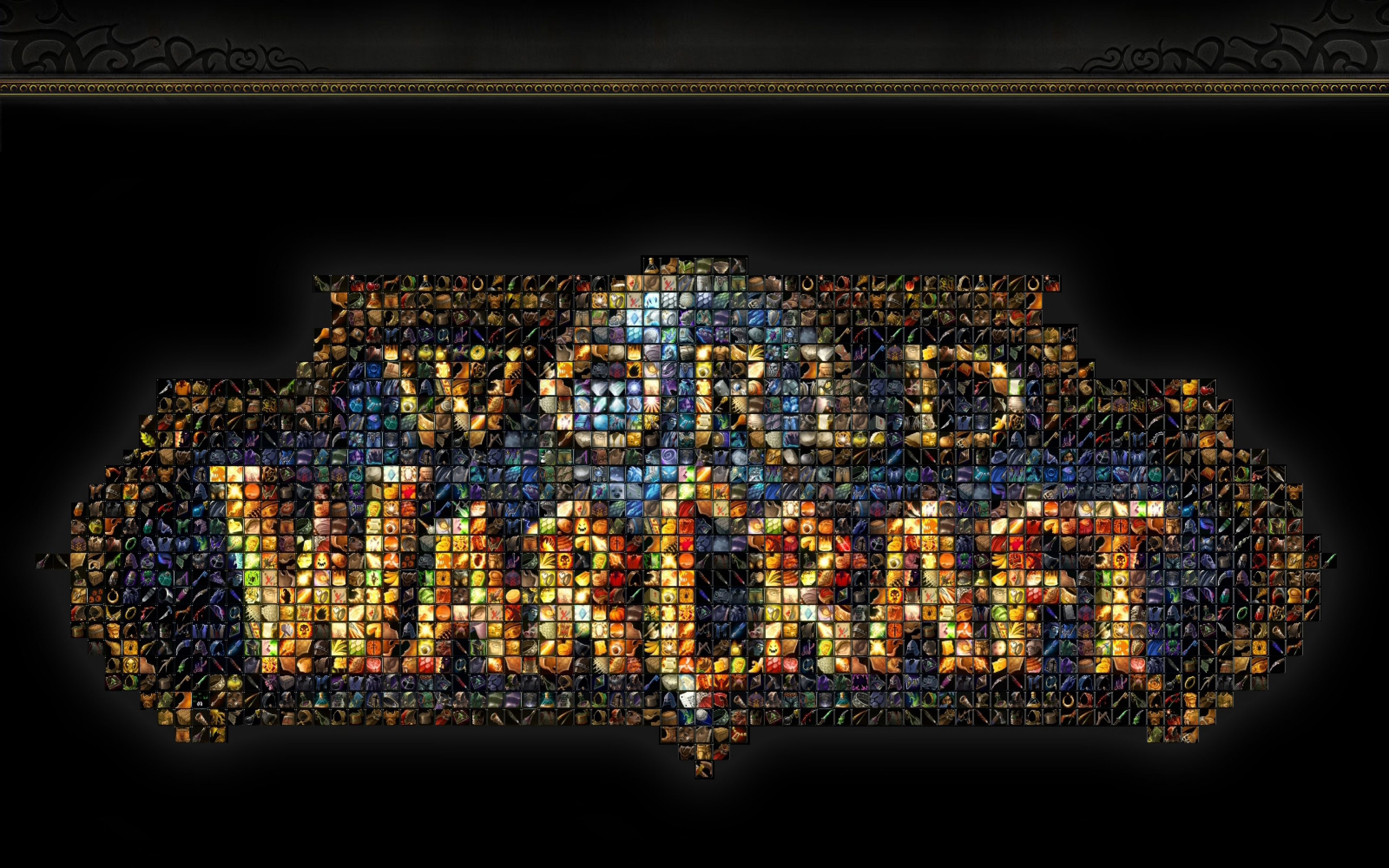 Download Wallpaper 3840x2400 world of warcraft shots photos name 3840x2400