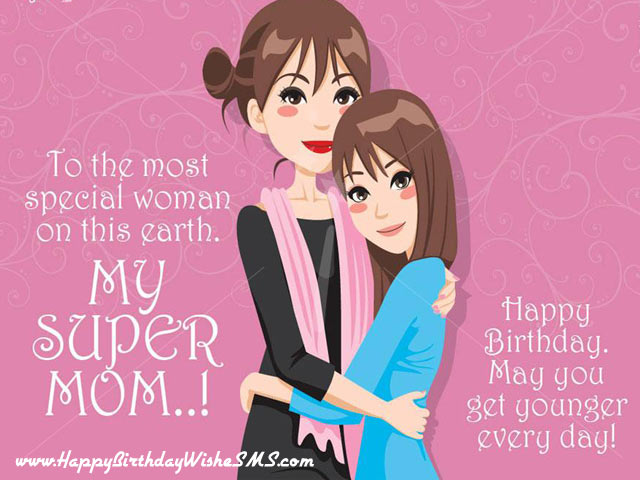 Birthday wishes for mom Happy Birthday Mother Quotes Pictures 640x480