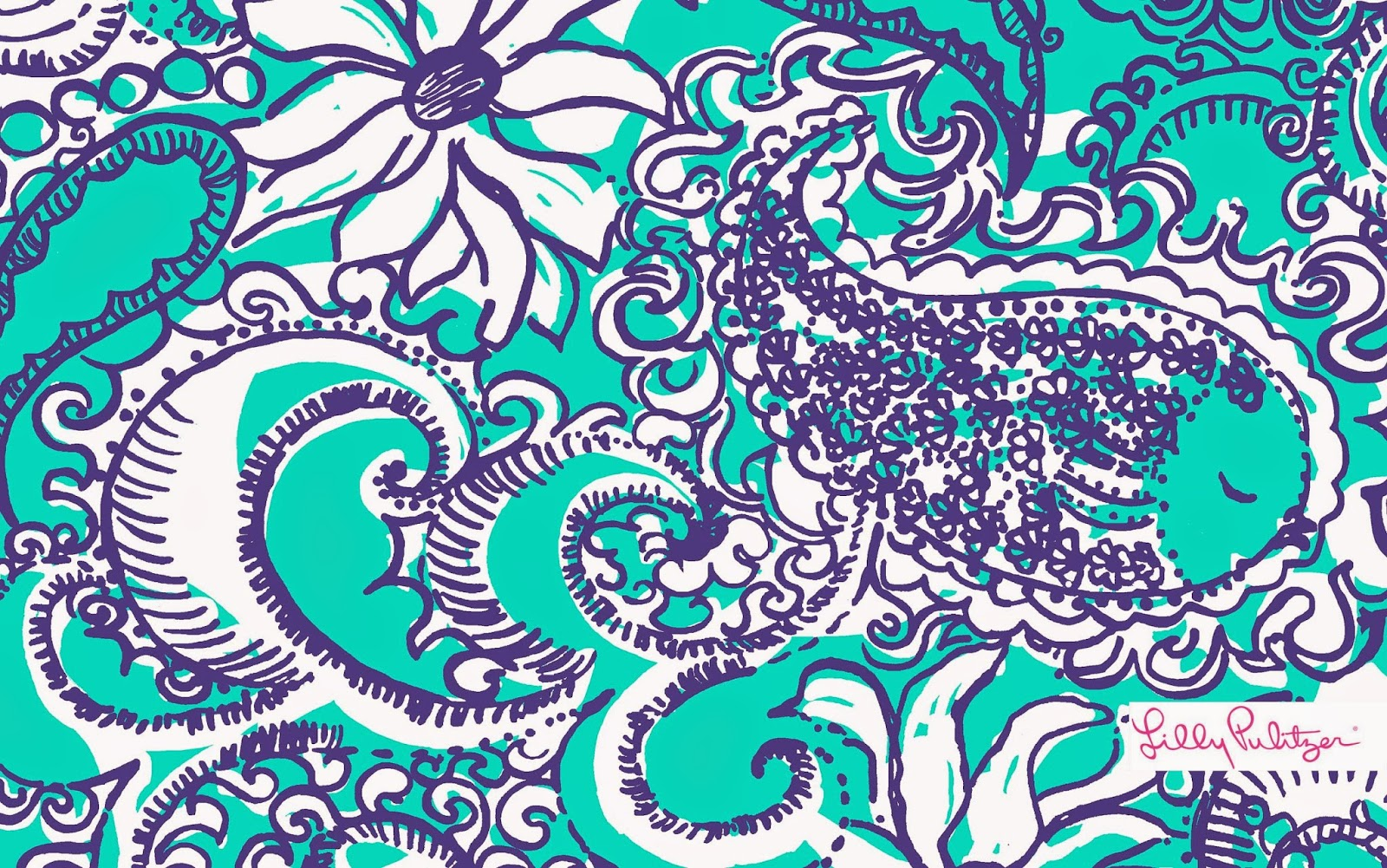 monogram lilly pulitzer desktop wallpaper wallpapersafari. Black Bedroom Furniture Sets. Home Design Ideas