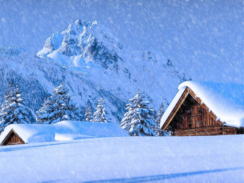 60 Winter Snow Storm Wallpapers   Download at WallpaperBro 1024x768
