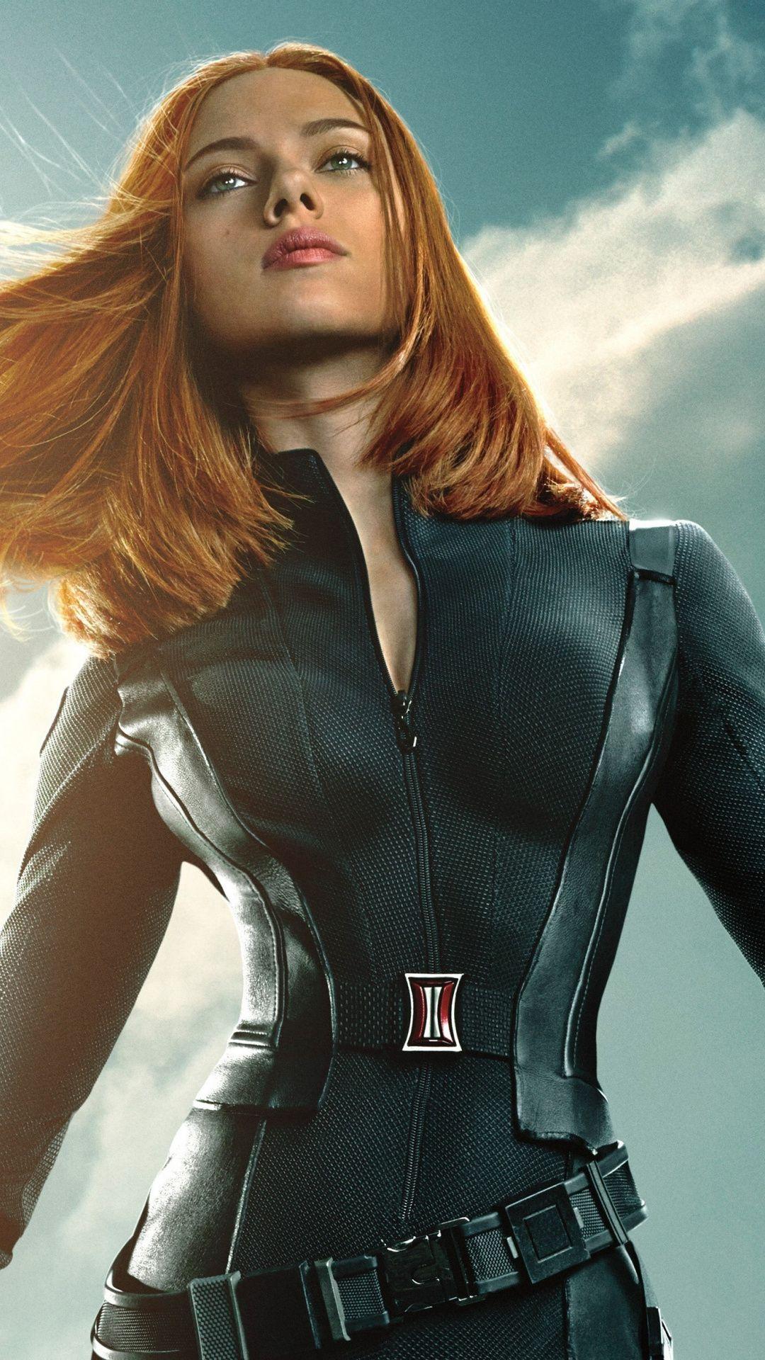 Black widow movie Scarlett Johansson 1080x1920 wallpaper 1080x1920