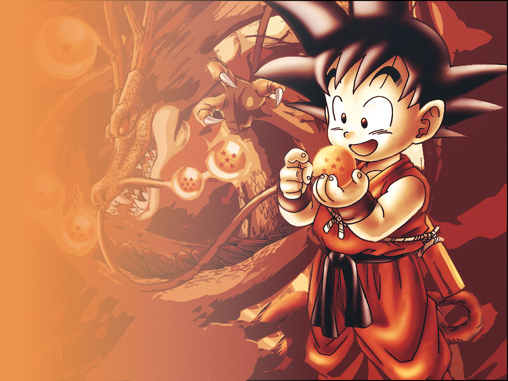 Dragon Ball Best Wallpapers 1024x768