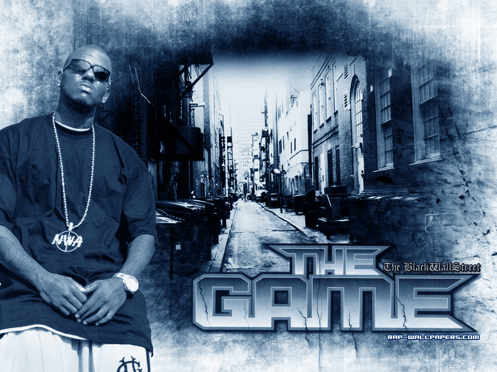 The Game   The Game Rapper Wallpaper 3618485 1024x768