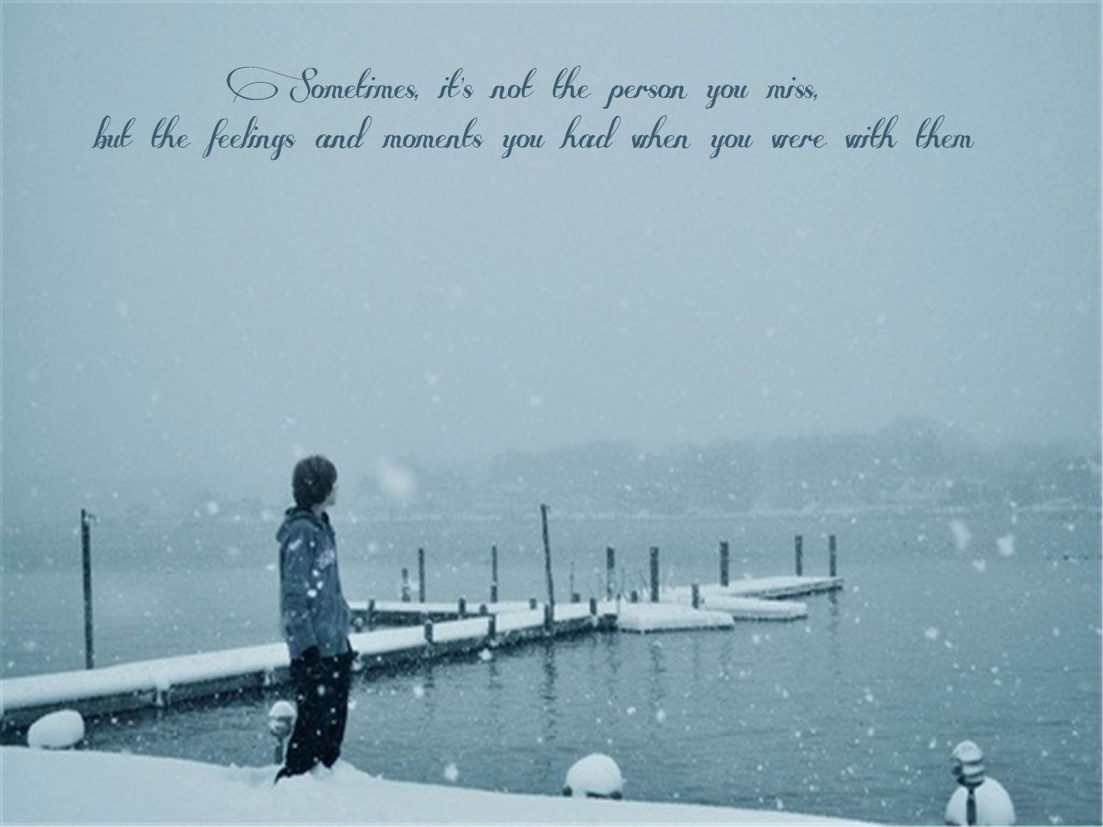 Missing Someone Beautiful Sad Quotes Images HD Wallpapers 1600x1200