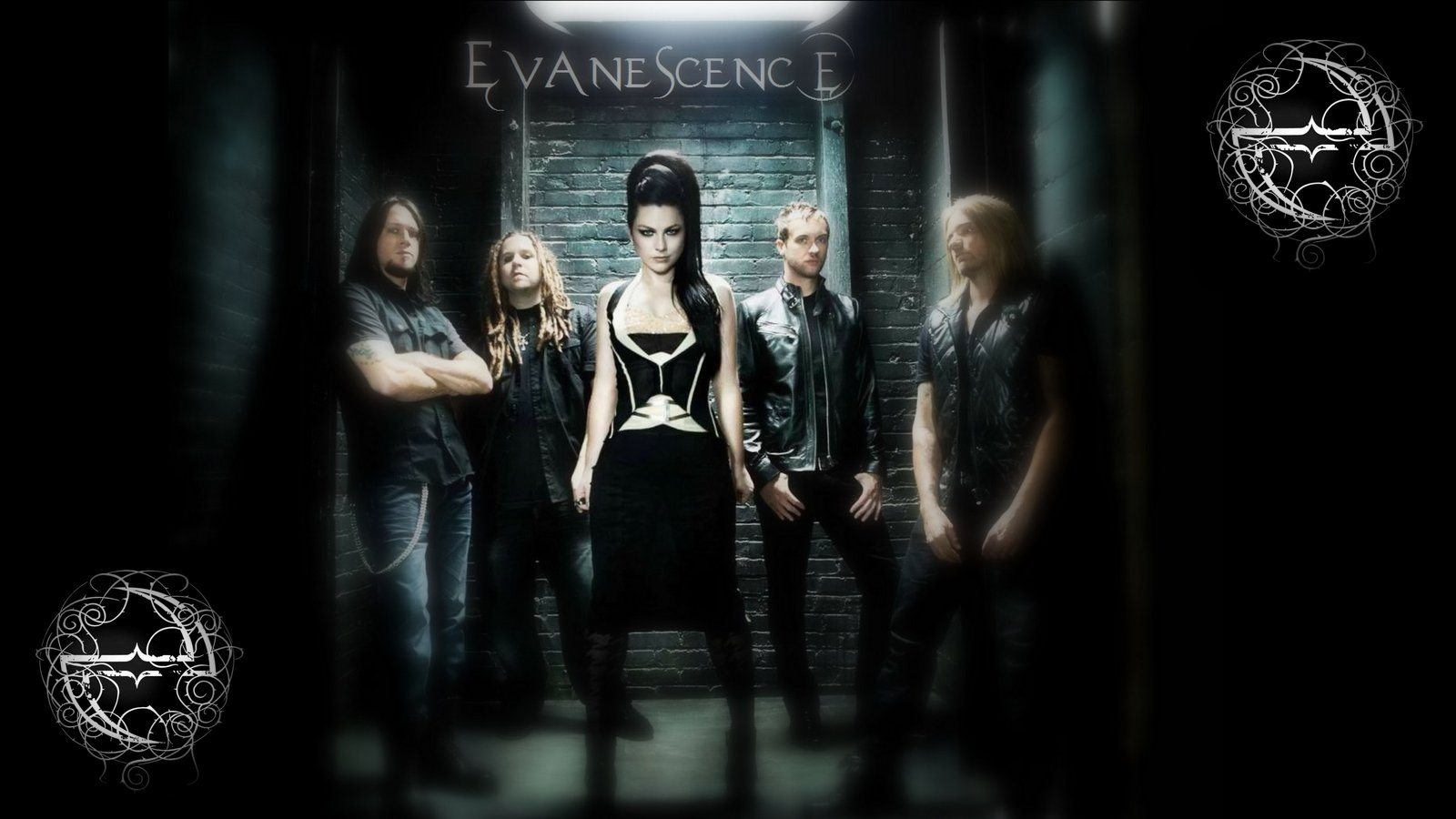 Evanescence wallpaper by lordofmidian 1600x900