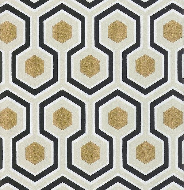 go gaga for classic geometric wallpaper 600x621