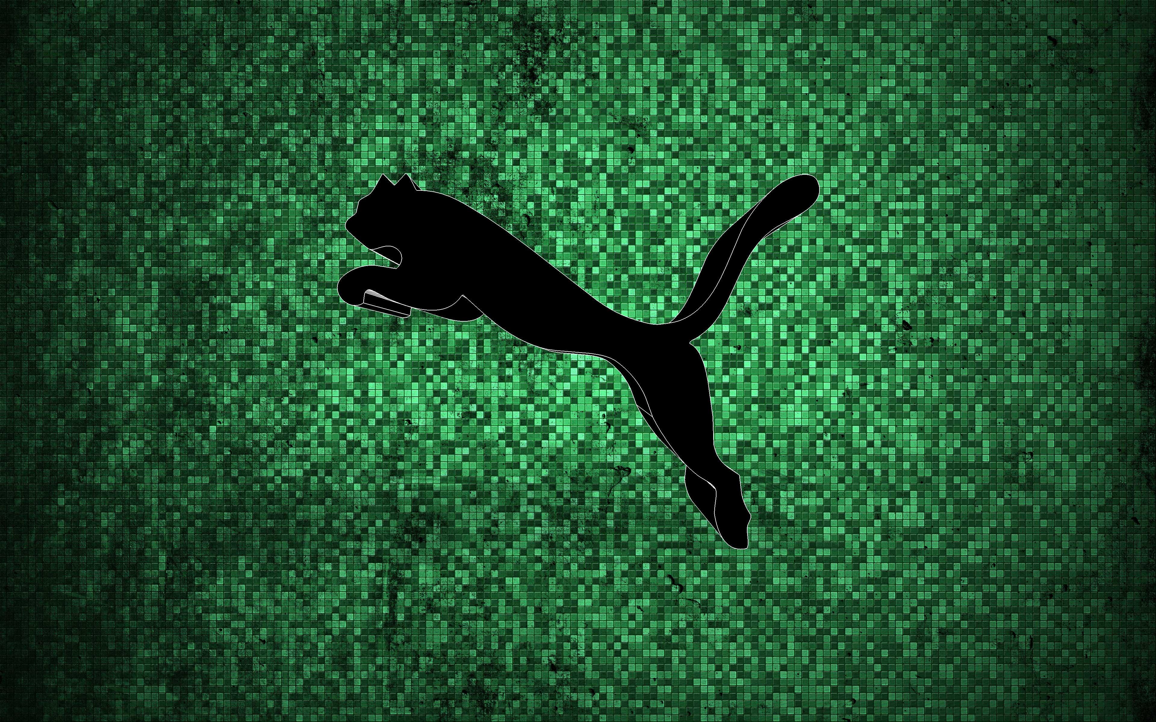 Puma 3D Logo 2014 Wallpaper 3840x2400