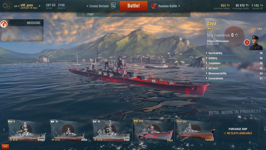 Cruiser Zaya   World of Warships gimmick by Weldit 1024x578