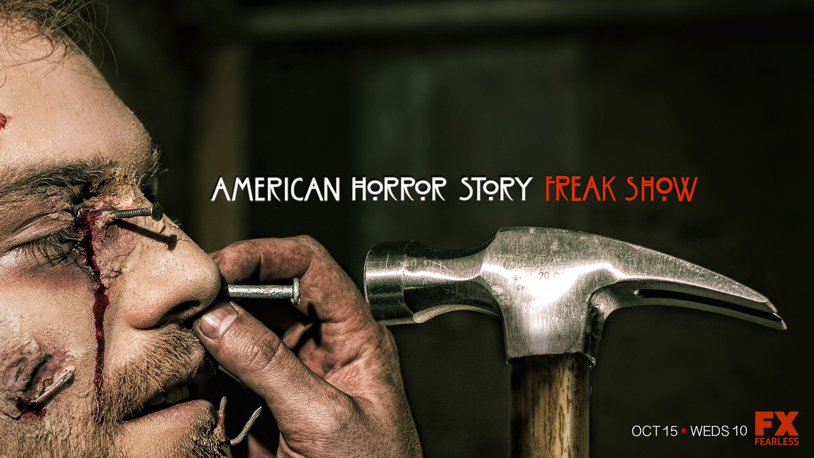 Free Download American Horror Story Freak Show Nails 2592x1458