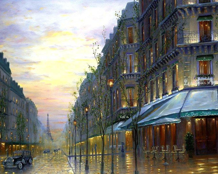 Cafe De Paris wallpaper   ForWallpapercom 757x606