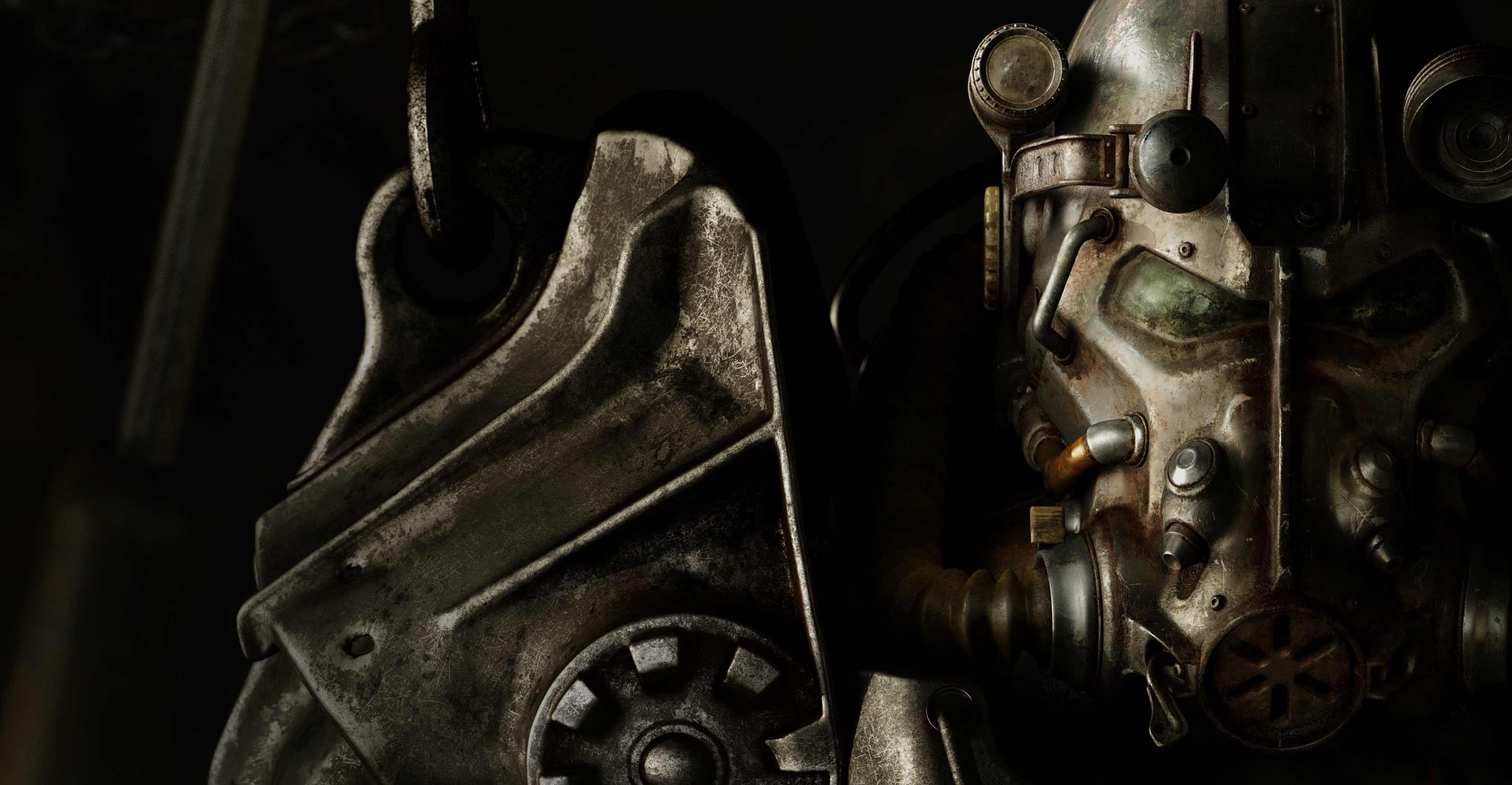 T60 Fallout 4 Wallpaper