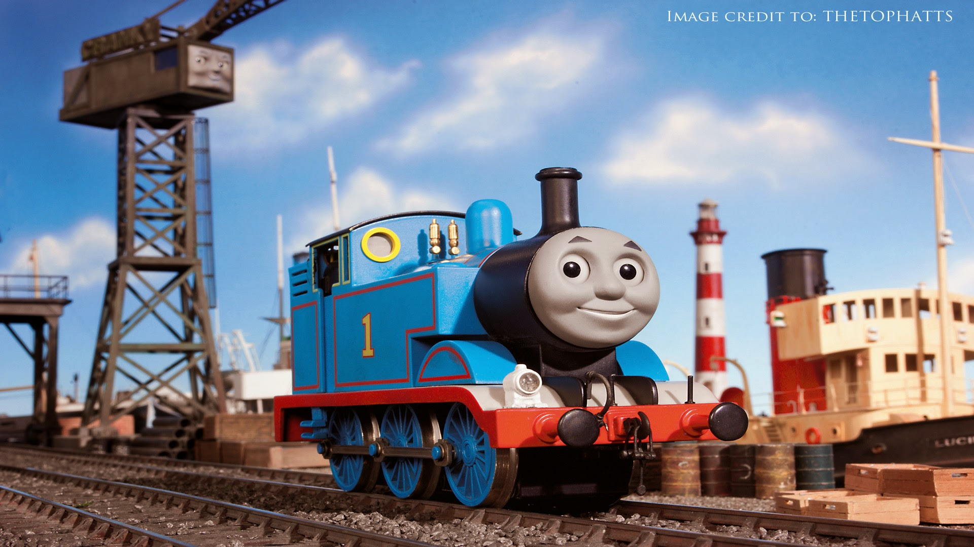 Go Back Gallery For Thomas And Friends Wallpaper Hd 1920x1080