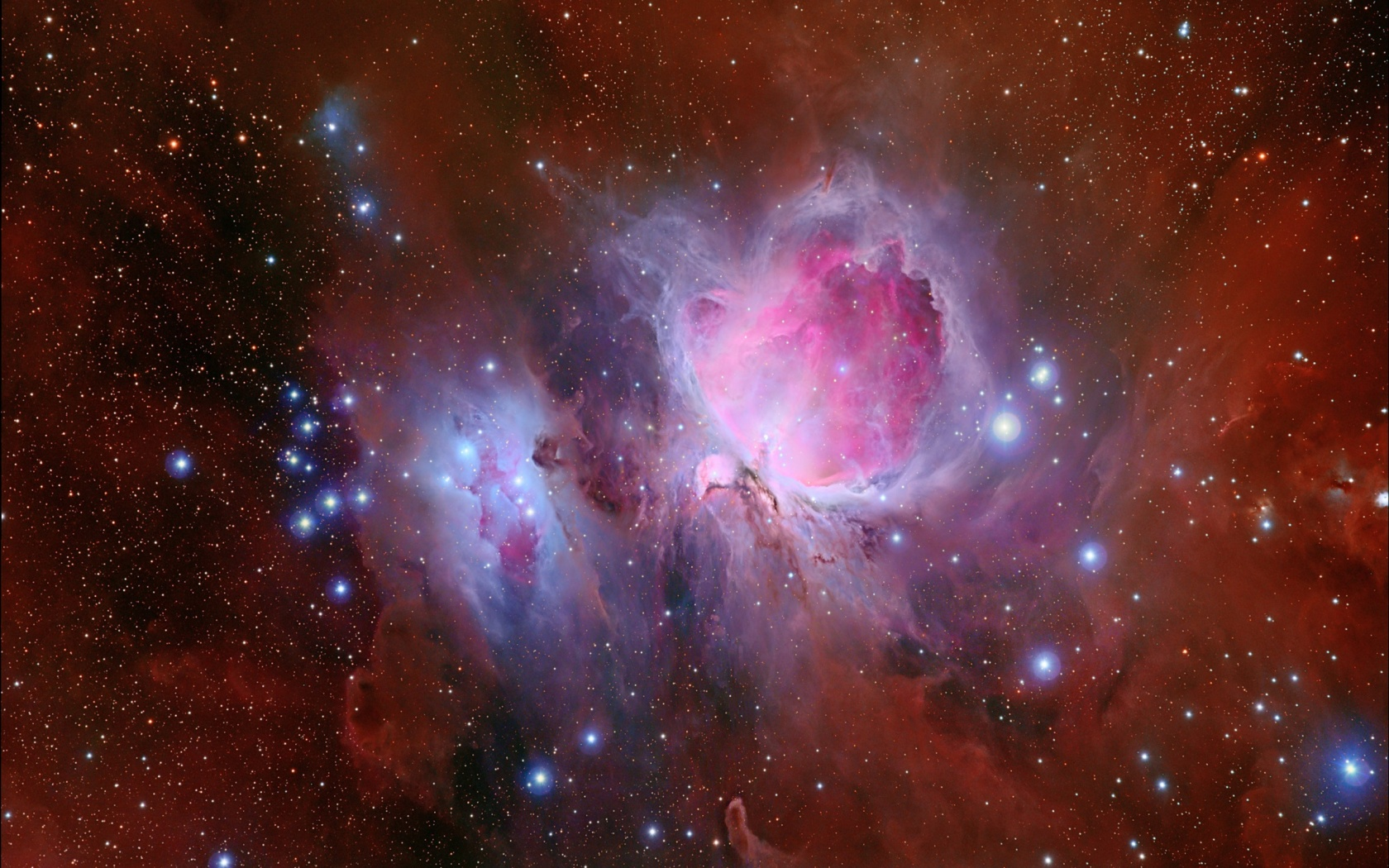 Orion Nebula Wallpapers   1680x1050   631165 1680x1050