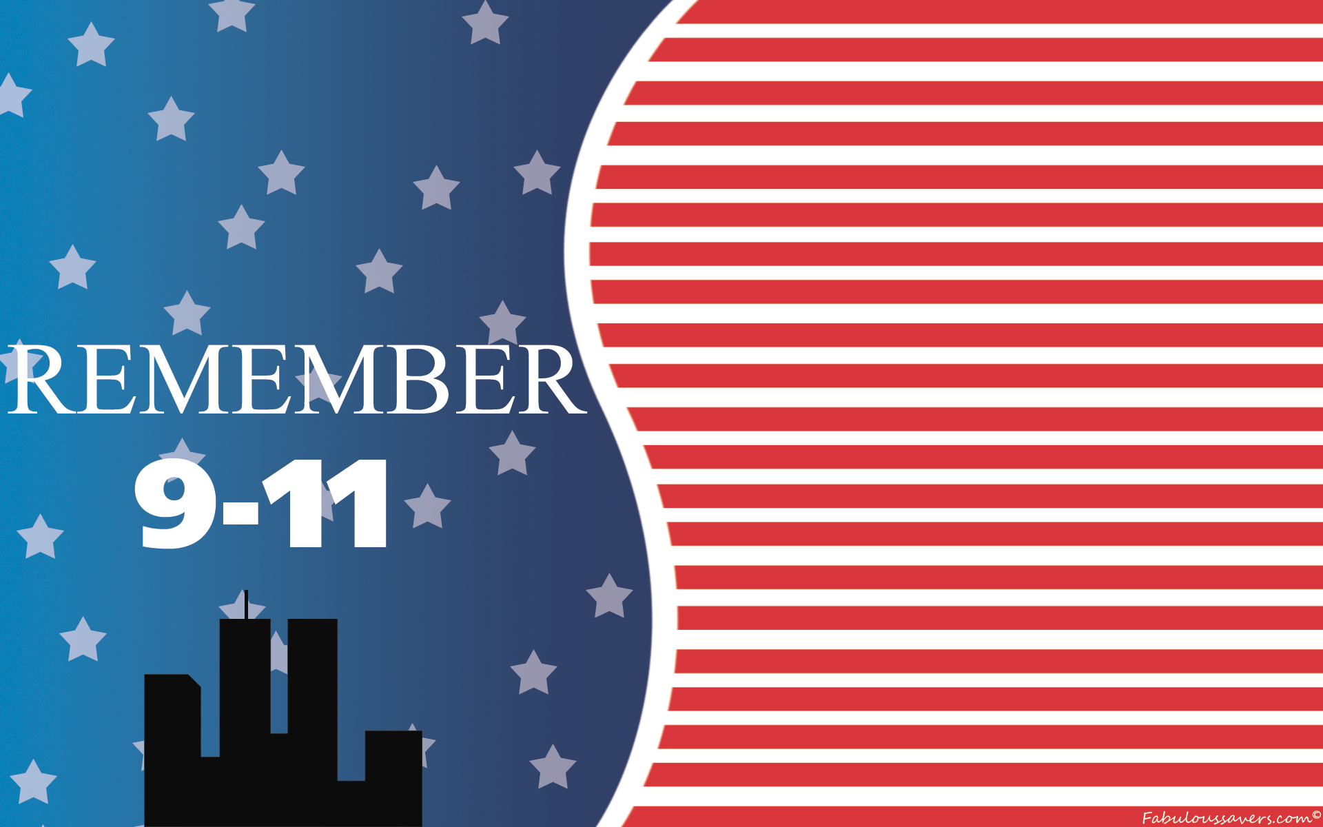 Remember 911 computer desktop wallpapers pictures images 1920x1200