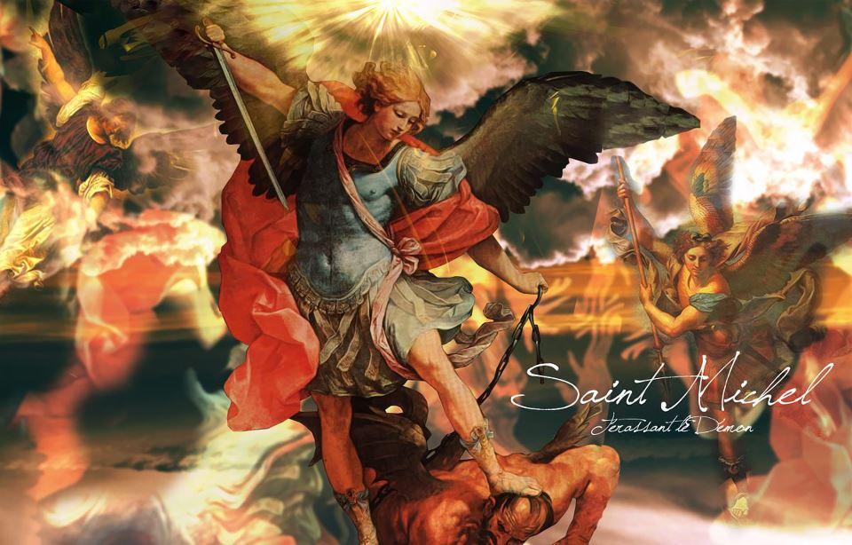 HD wallpapers archangel michael wallpaper hd
