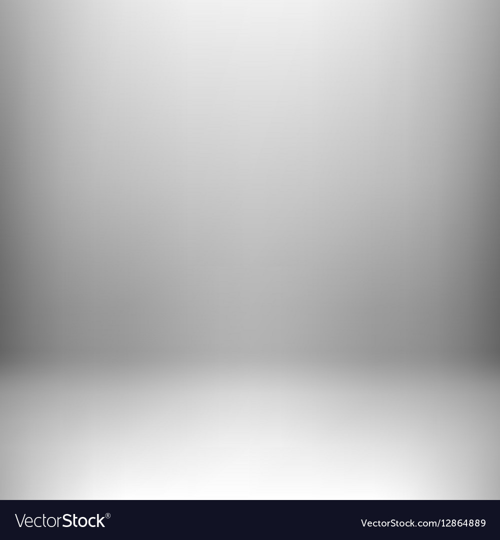White Studio Background Royalty Vector Image 1000x1080