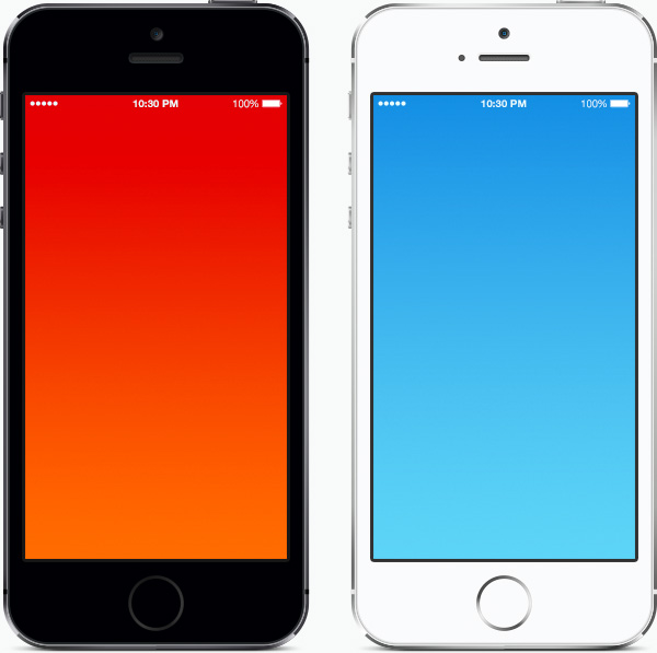 Iphone Screen Template | Iphone 5s Wallpaper Template Wallpapersafari