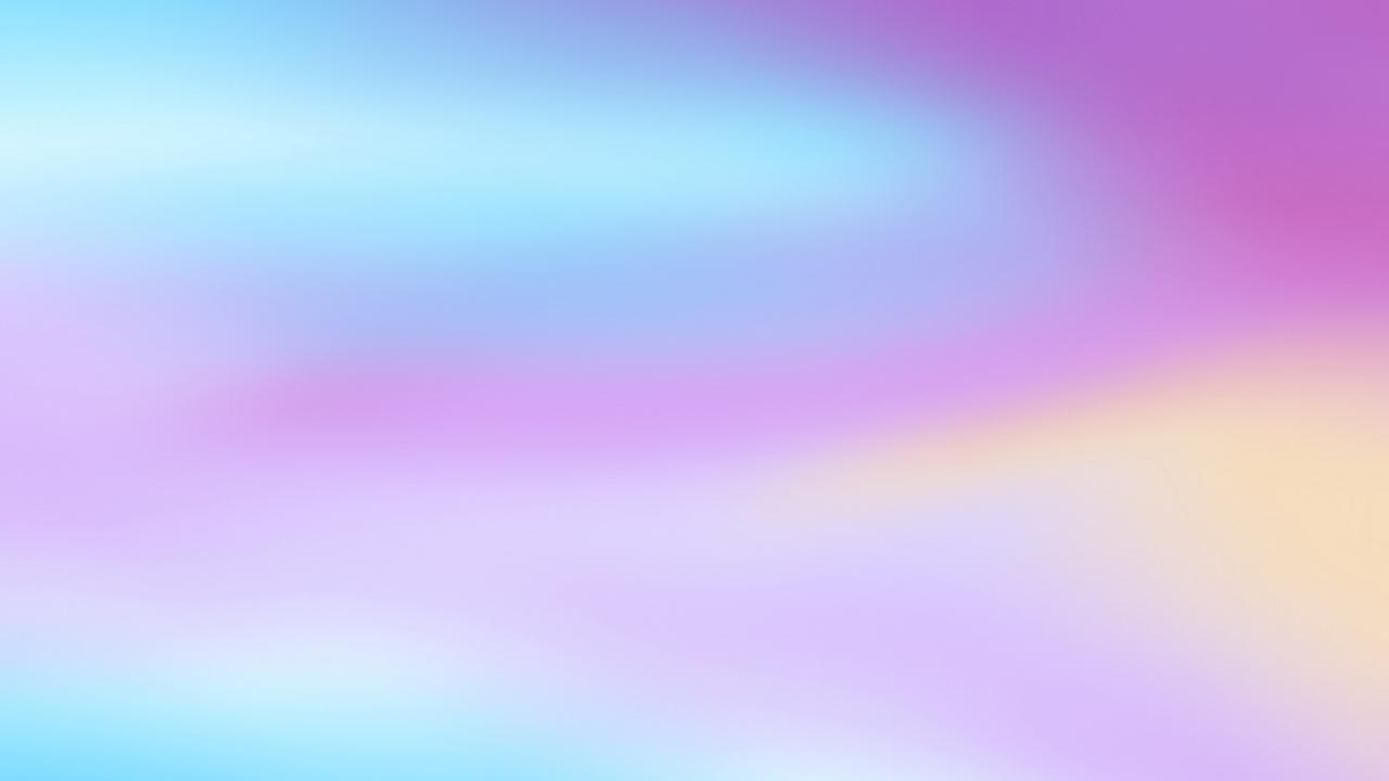 Pastel Colors wallpaper 1280x720