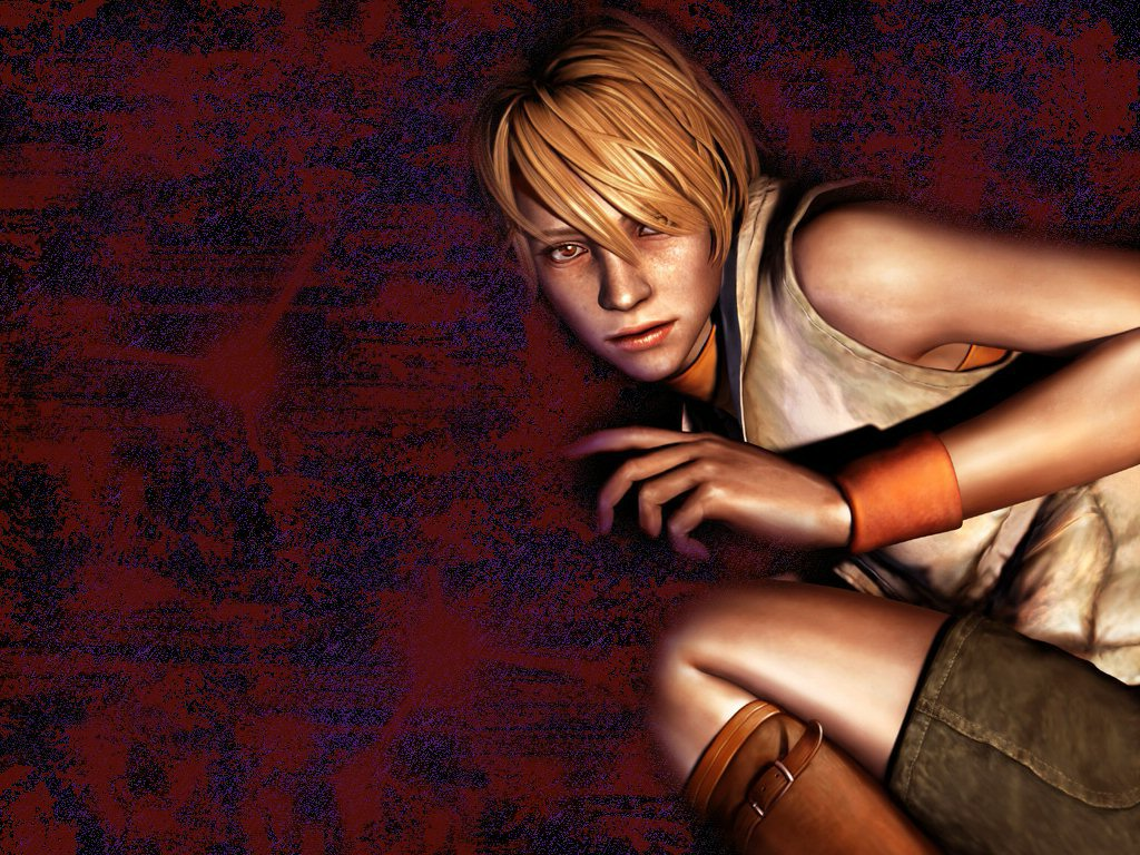 blacktalonsddeviantartcomartSilent Hill 3 wallpaper 17224454 1024x768